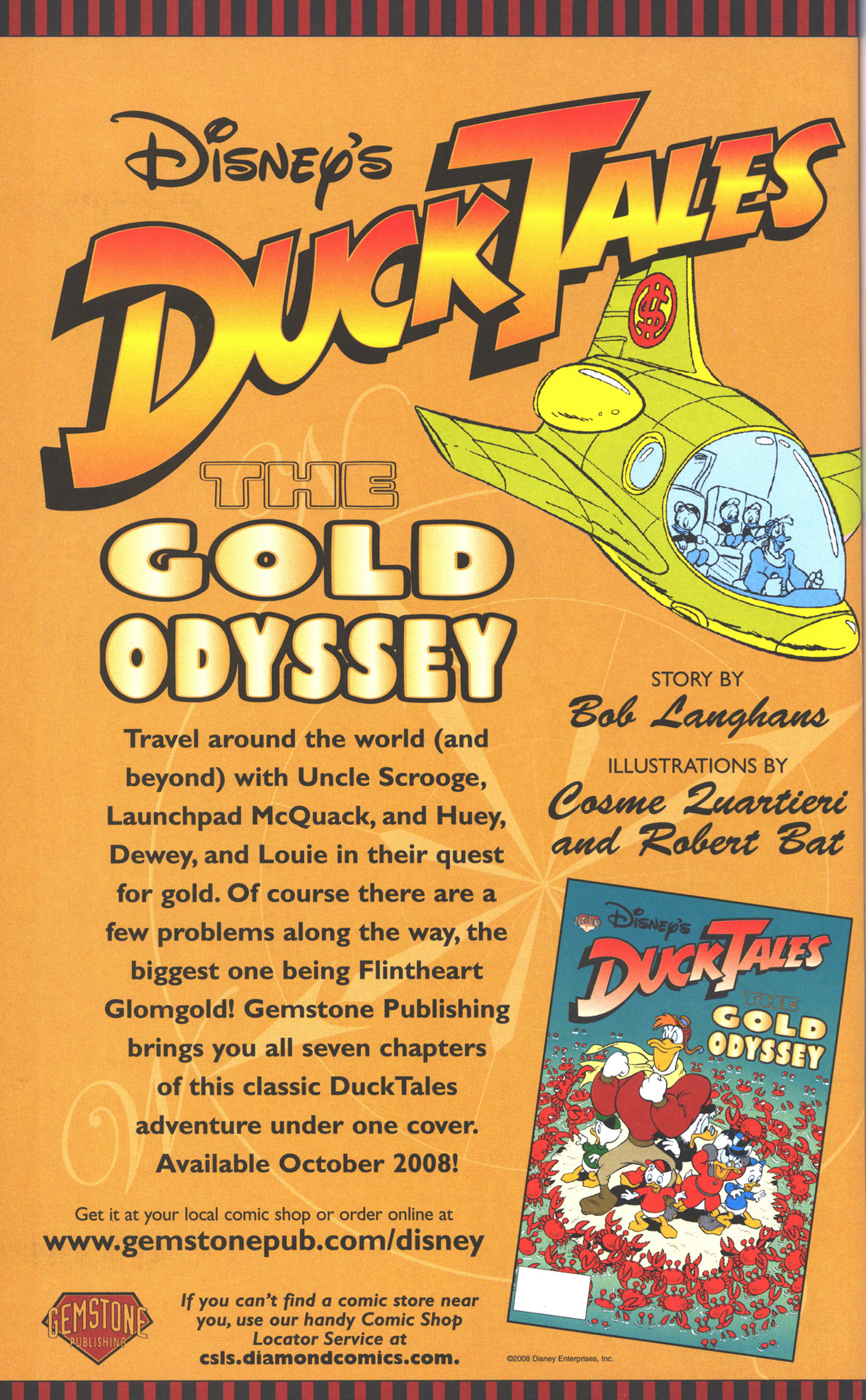 Read online Uncle Scrooge (1953) comic -  Issue #382 - 66