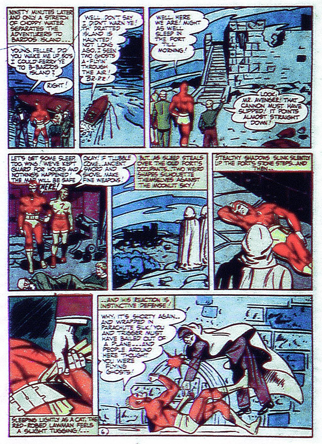 Read online Detective Comics (1937) comic -  Issue #68 - 36