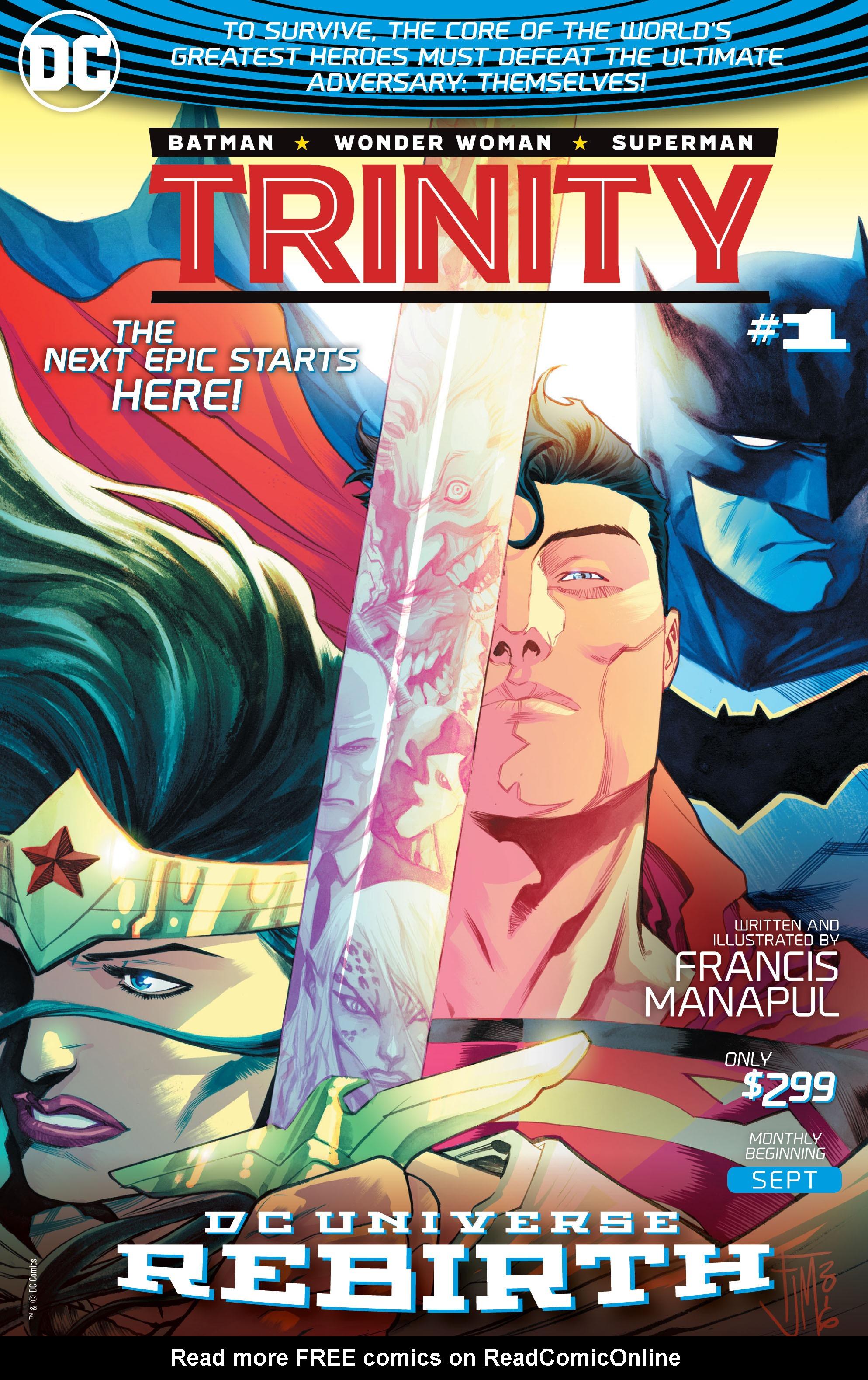 Read online Wonder Woman (2016) comic -  Issue #6 - 3