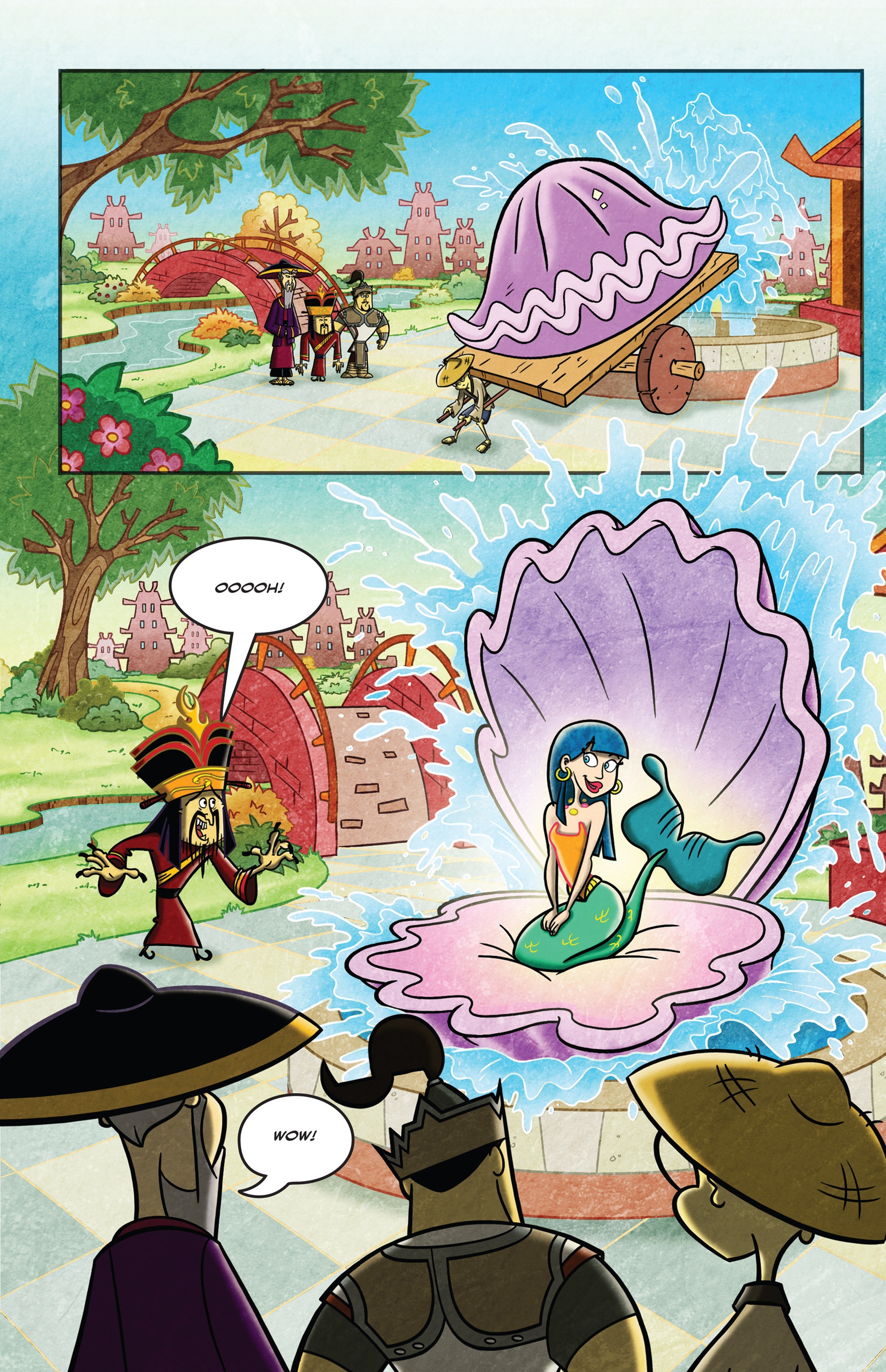 Read online 1001 Nights comic -  Issue #1 - 21