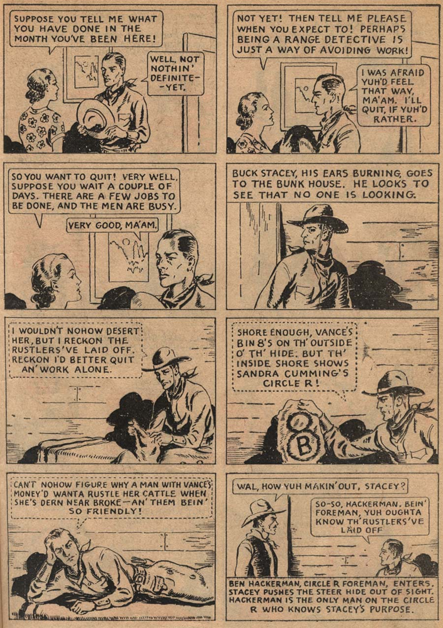 Blue Ribbon Comics (1939) issue 1 - Page 21