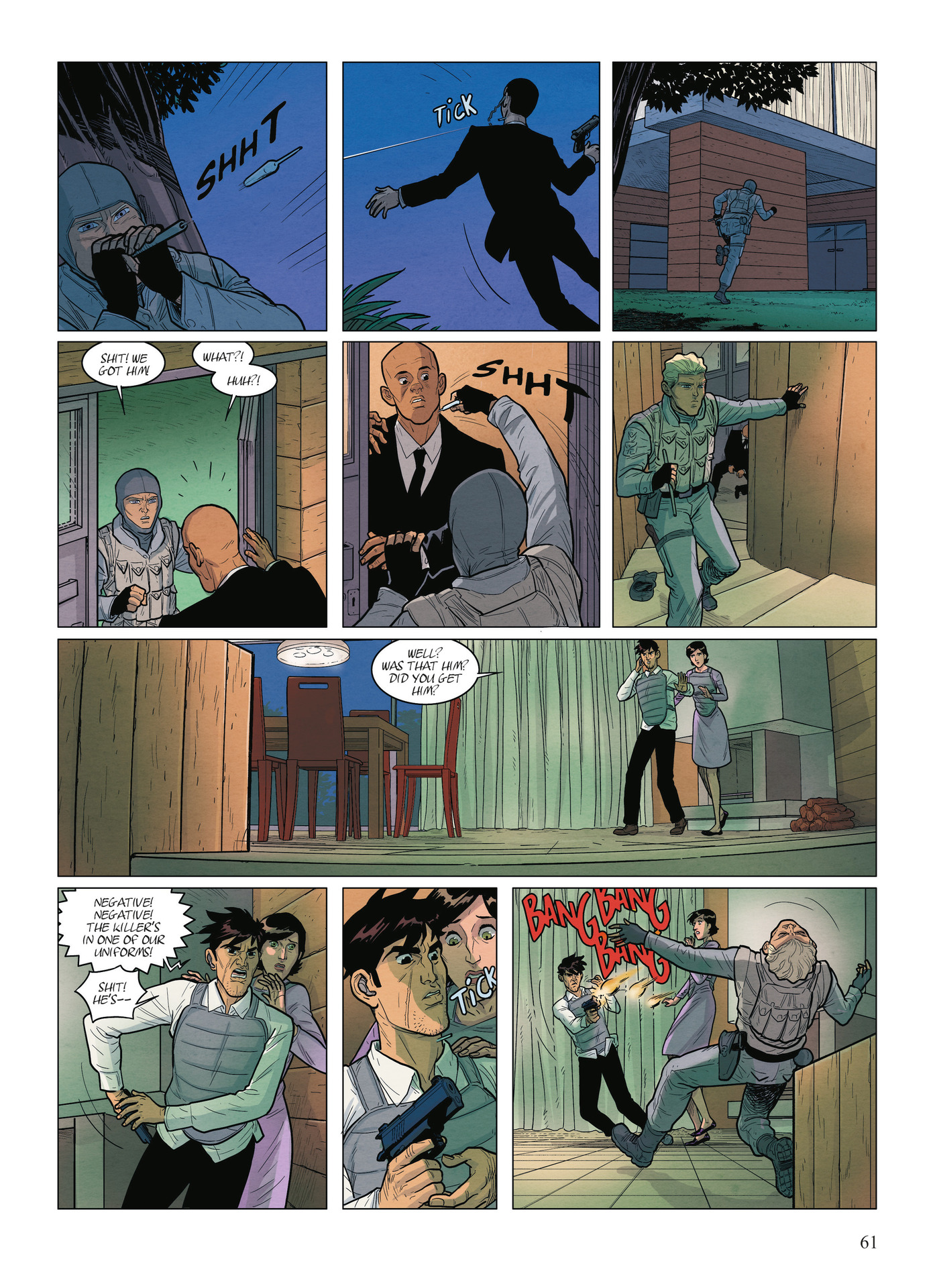 Read online Alter Ego comic -  Issue #9 - 63