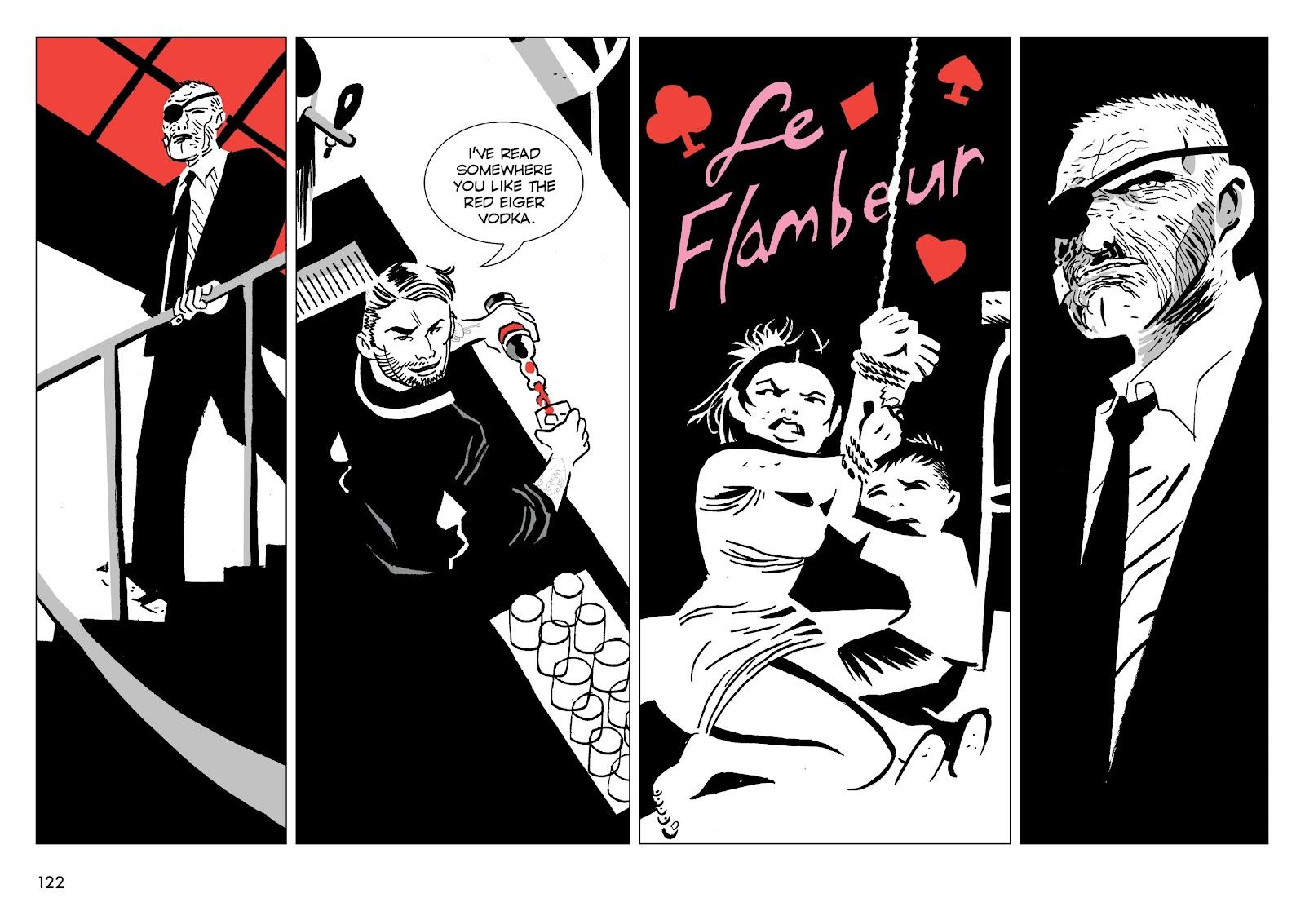 Read online Polar comic -  Issue # TPB The Kaiser Falls (Part 2) - 24