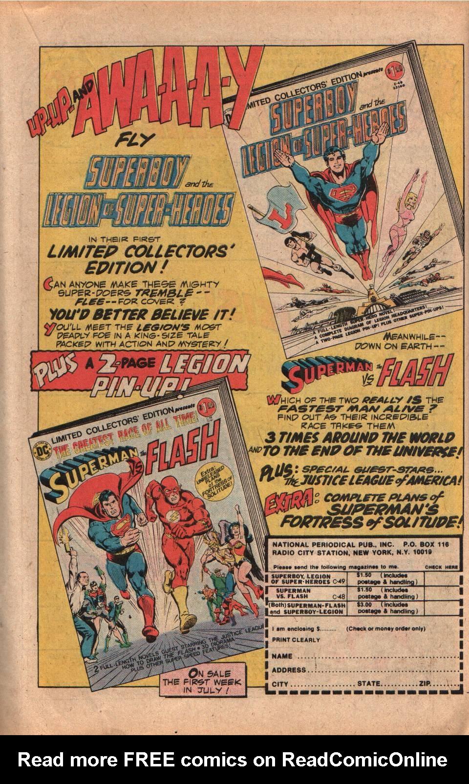 Read online Shazam! (1973) comic -  Issue #25 - 19