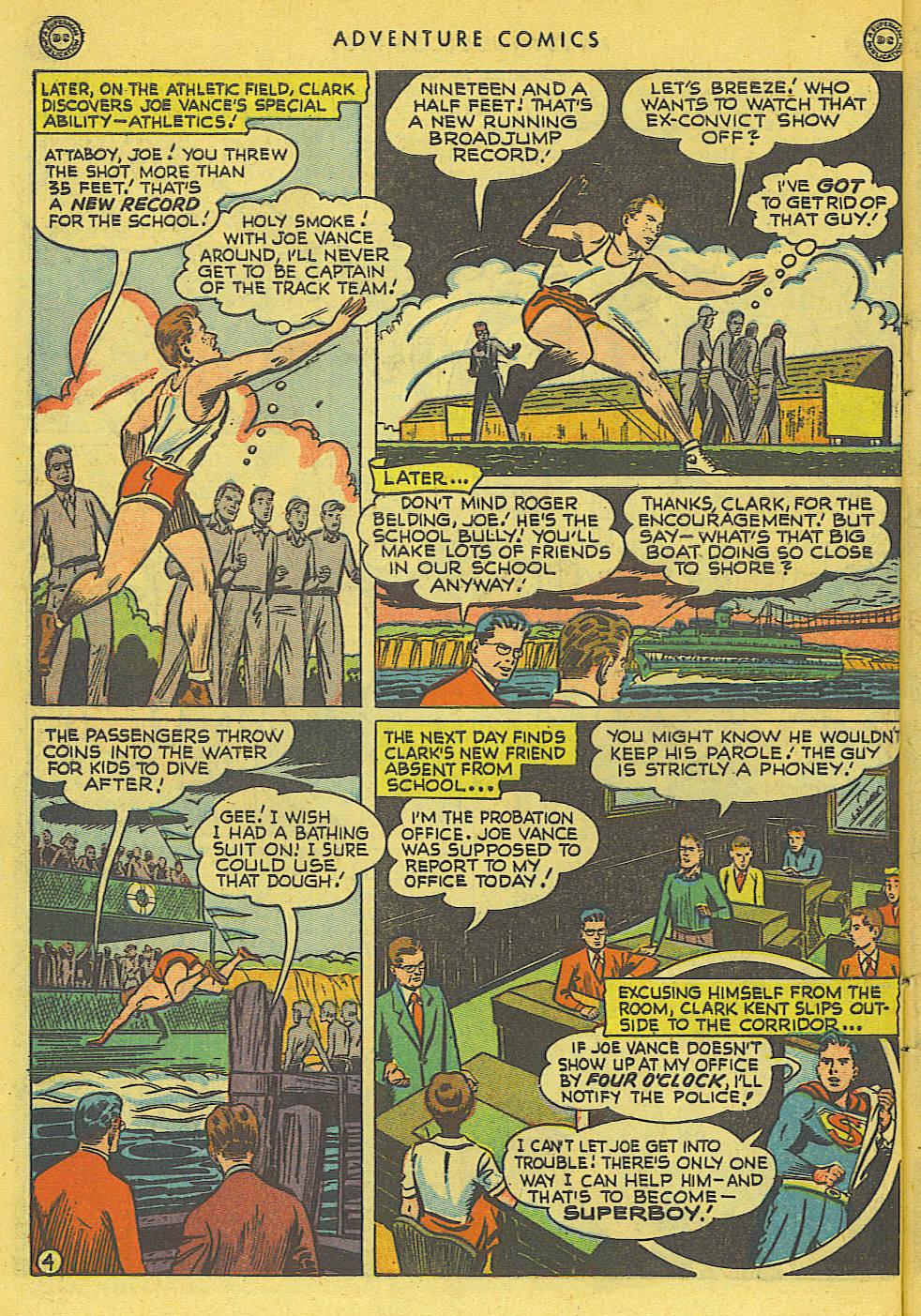 Read online Adventure Comics (1938) comic -  Issue #136 - 6