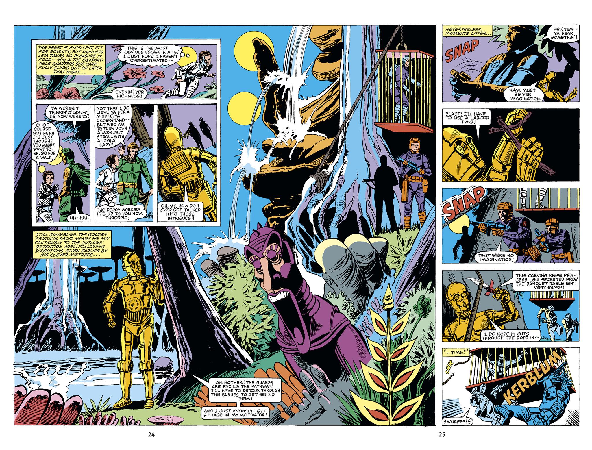 Read online Star Wars Omnibus comic -  Issue # Vol. 18 - 21