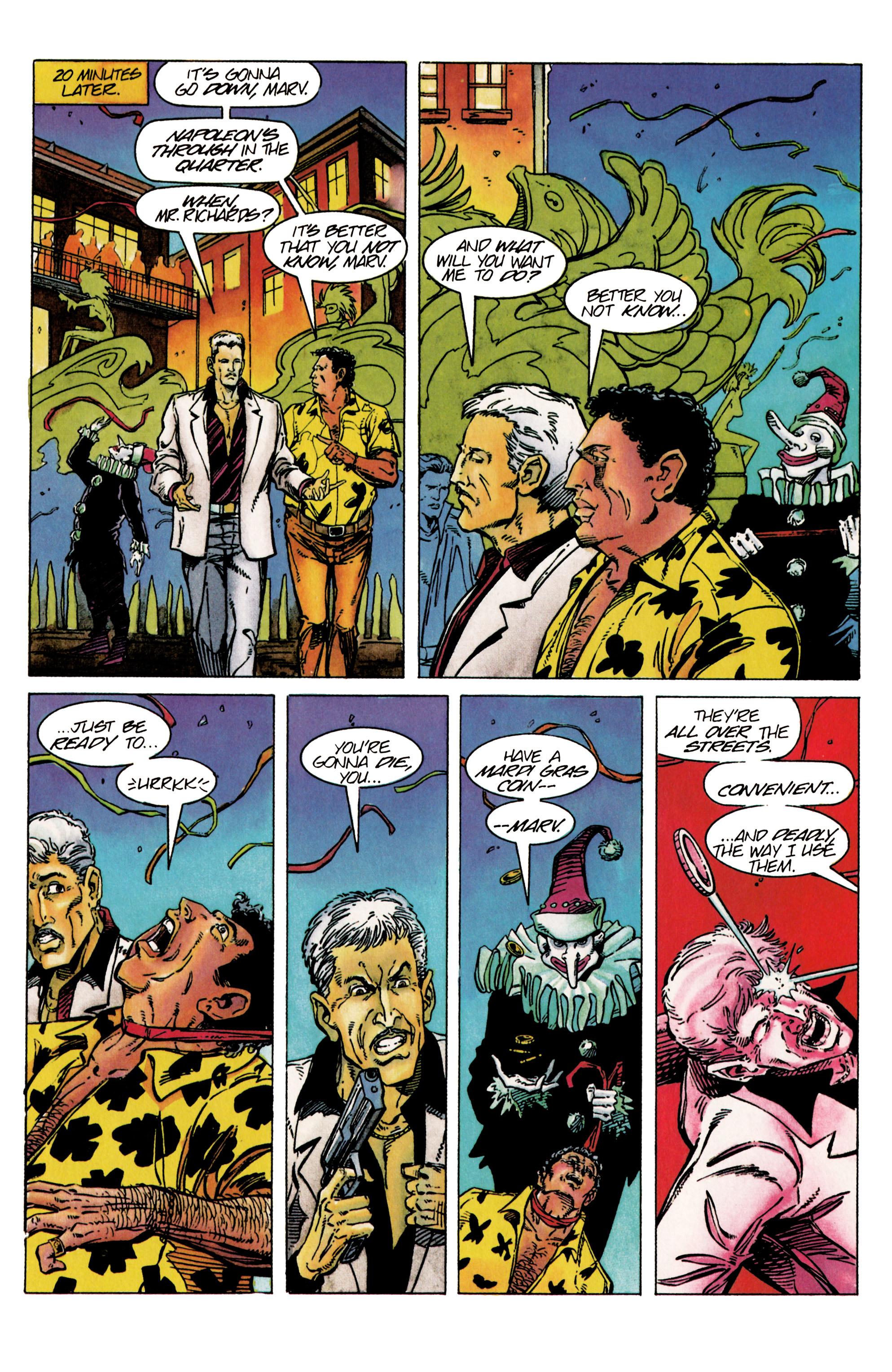 Read online Shadowman (1992) comic -  Issue #26 - 5