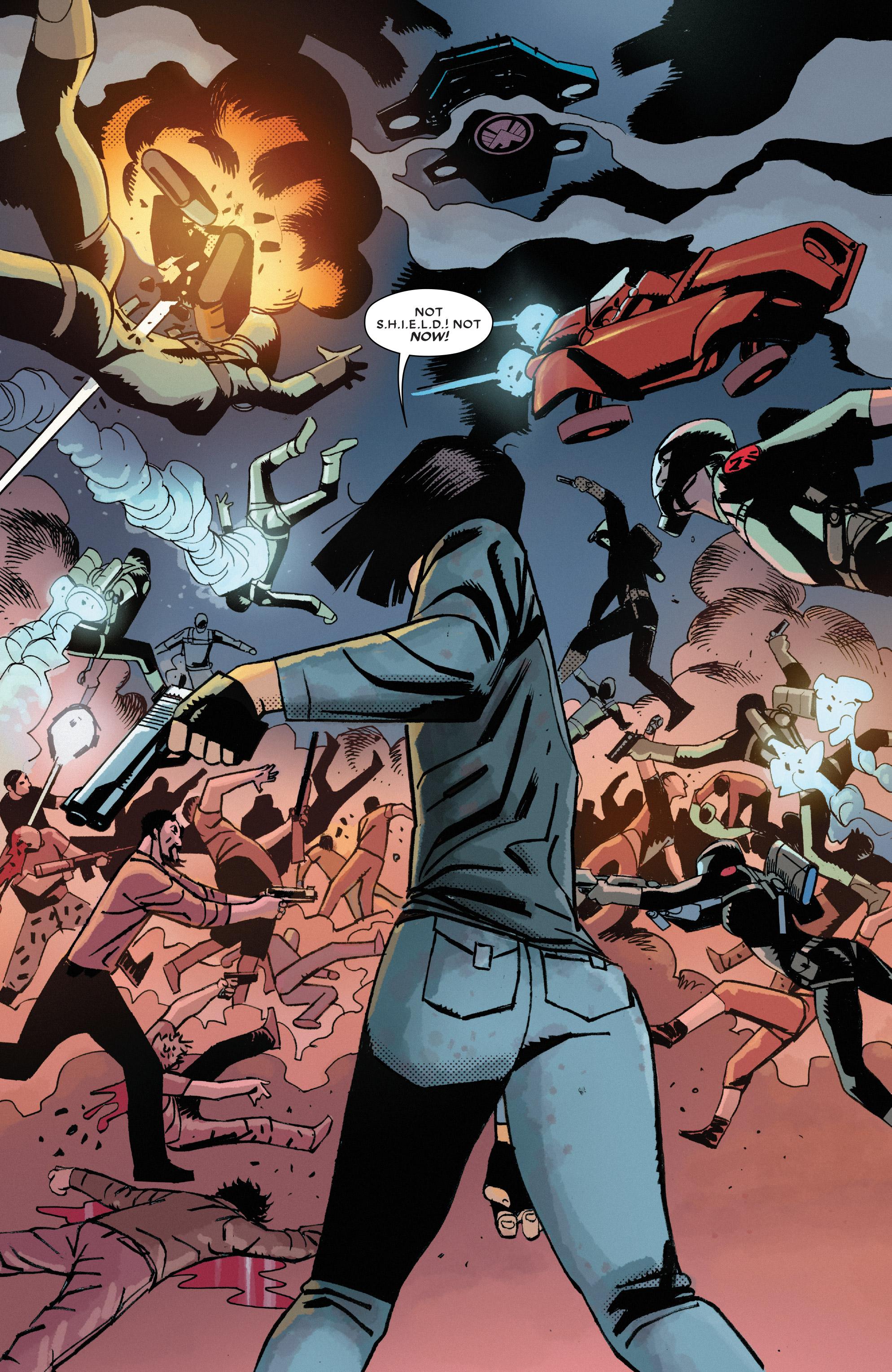 Read online Bullseye comic -  Issue #5 - 3