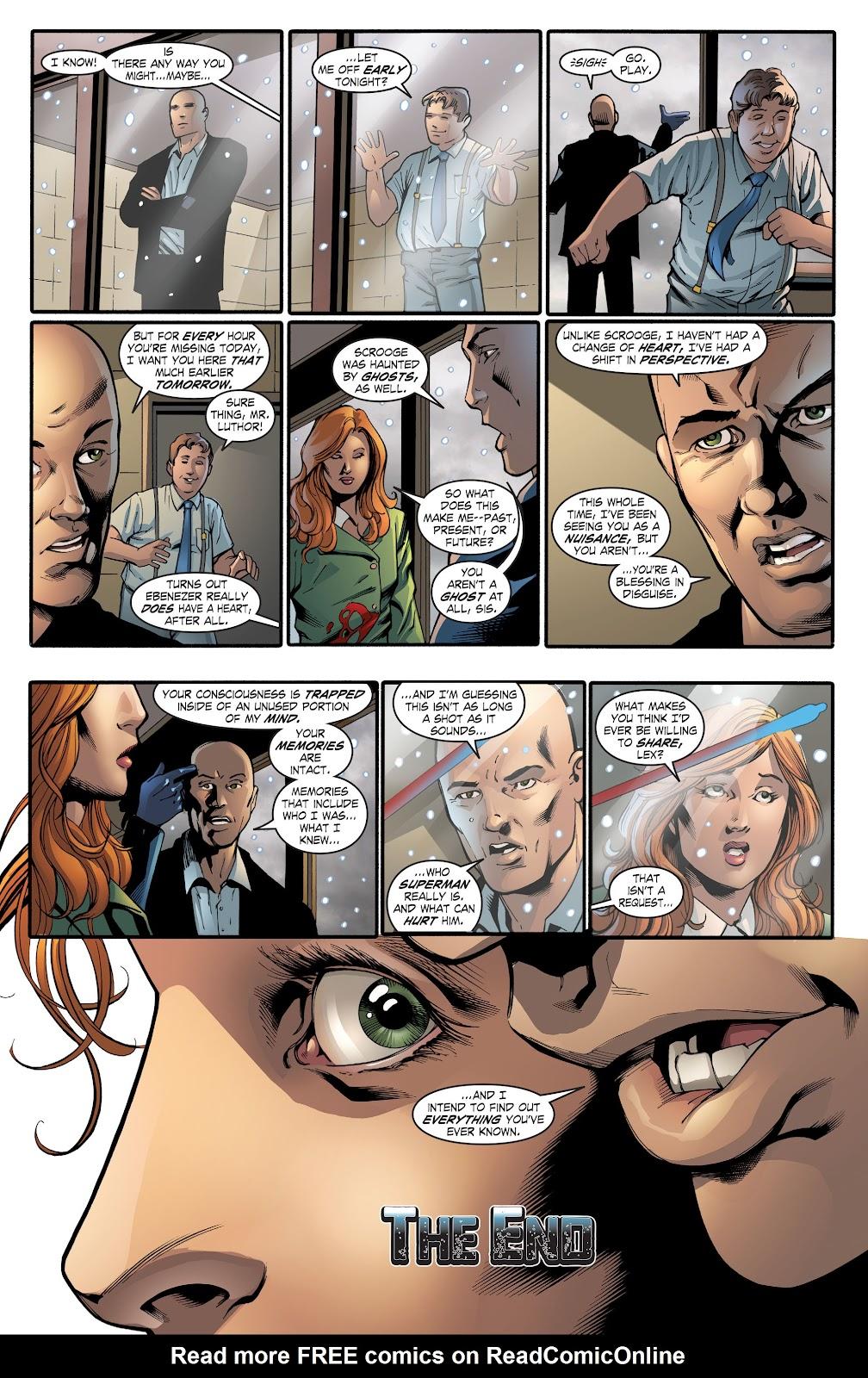Read online Smallville Season 11 [II] comic -  Issue # TPB 2 - 132