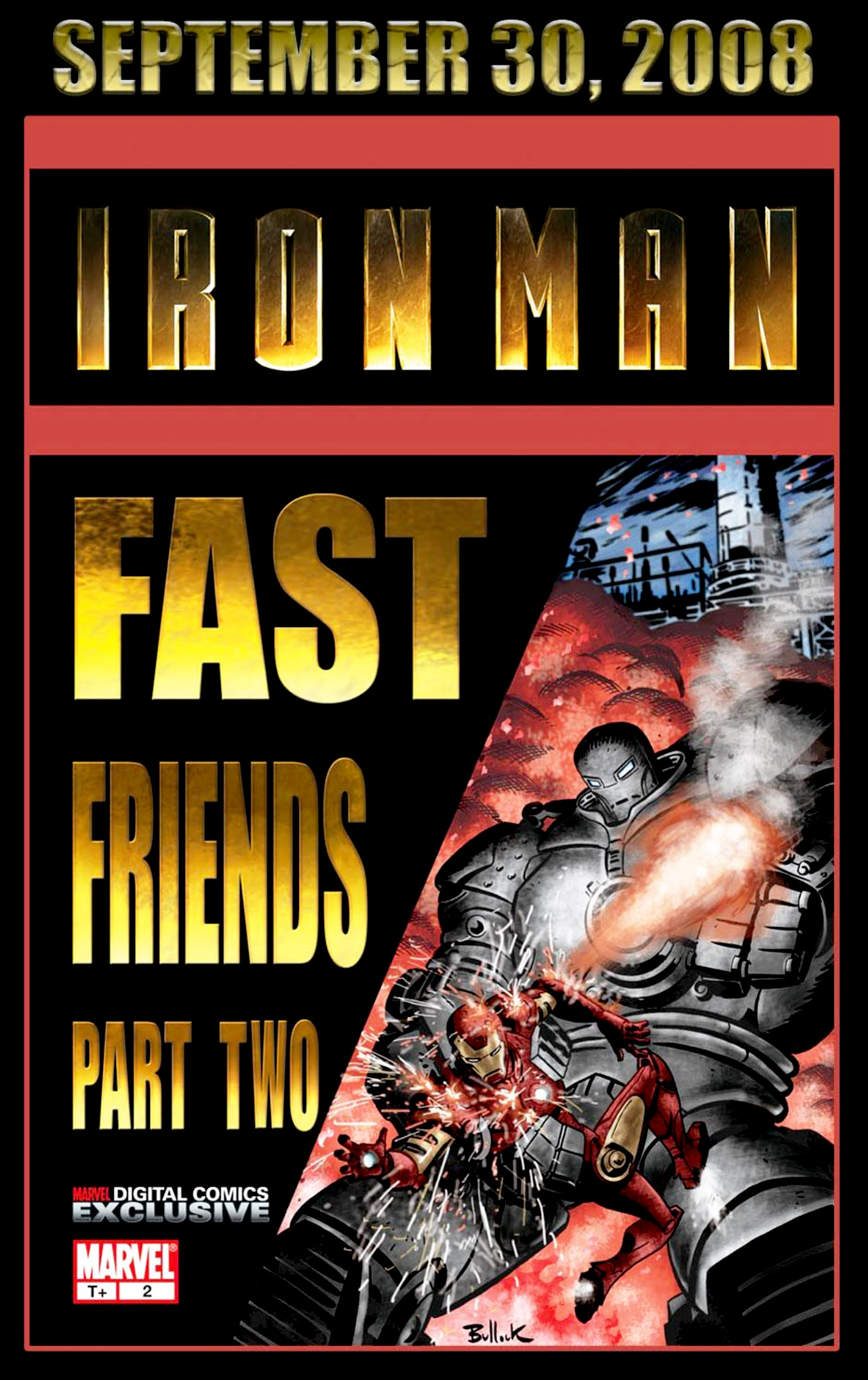 Read online Iron Man: Fast Friends comic -  Issue #1 - 9
