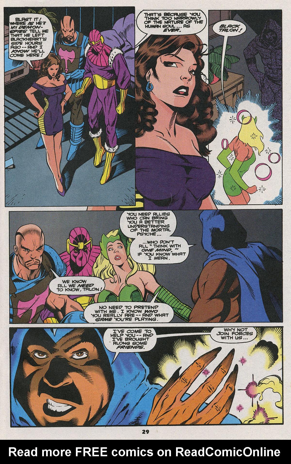 Read online Wonder Man (1991) comic -  Issue #24 - 22