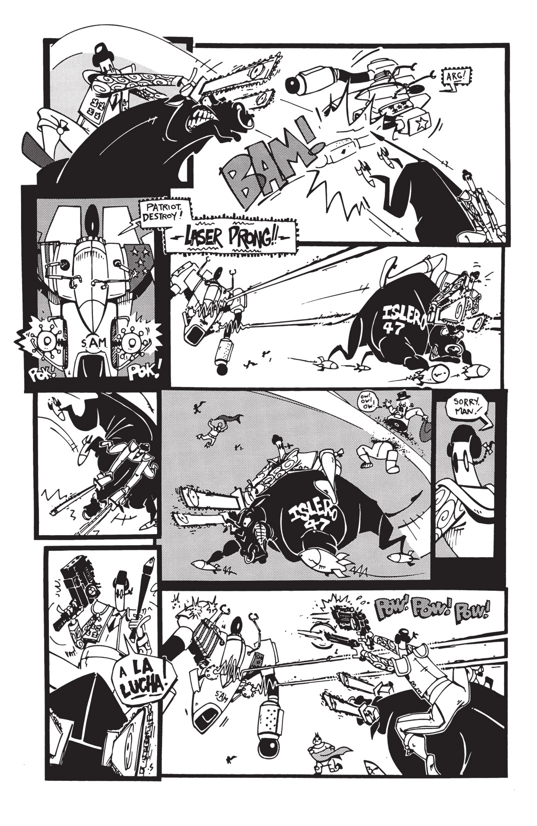Read online Scud: The Disposable Assassin: The Whole Shebang comic -  Issue # TPB (Part 2) - 115