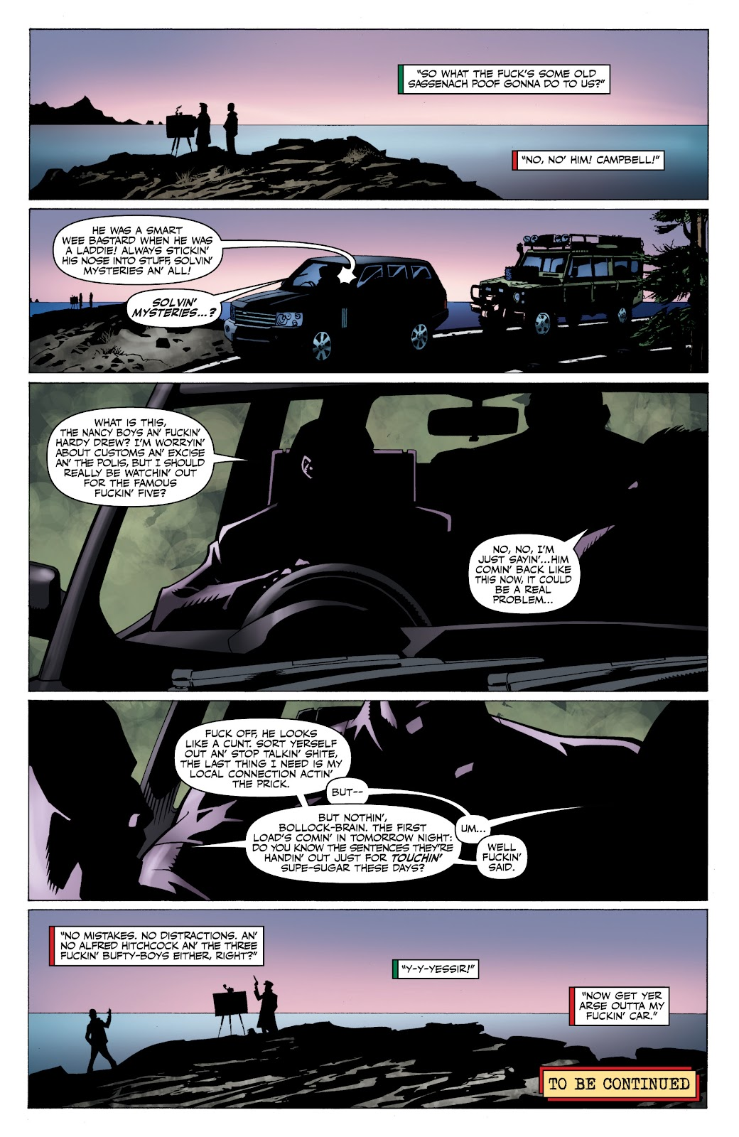 Read online The Boys Omnibus comic -  Issue # TPB 4 (Part 3) - 36