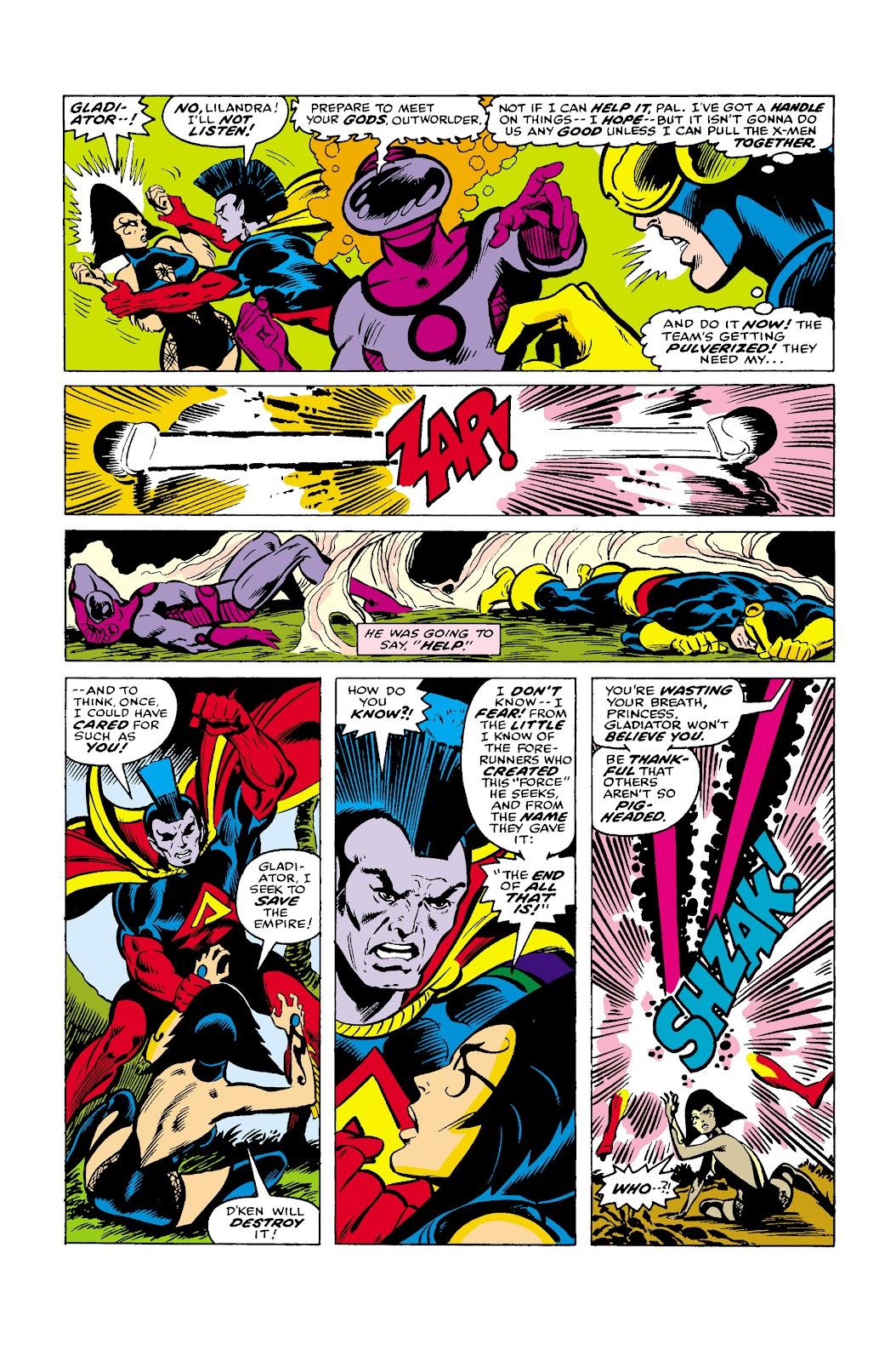 Uncanny X-Men (1963) issue 107 - Page 14