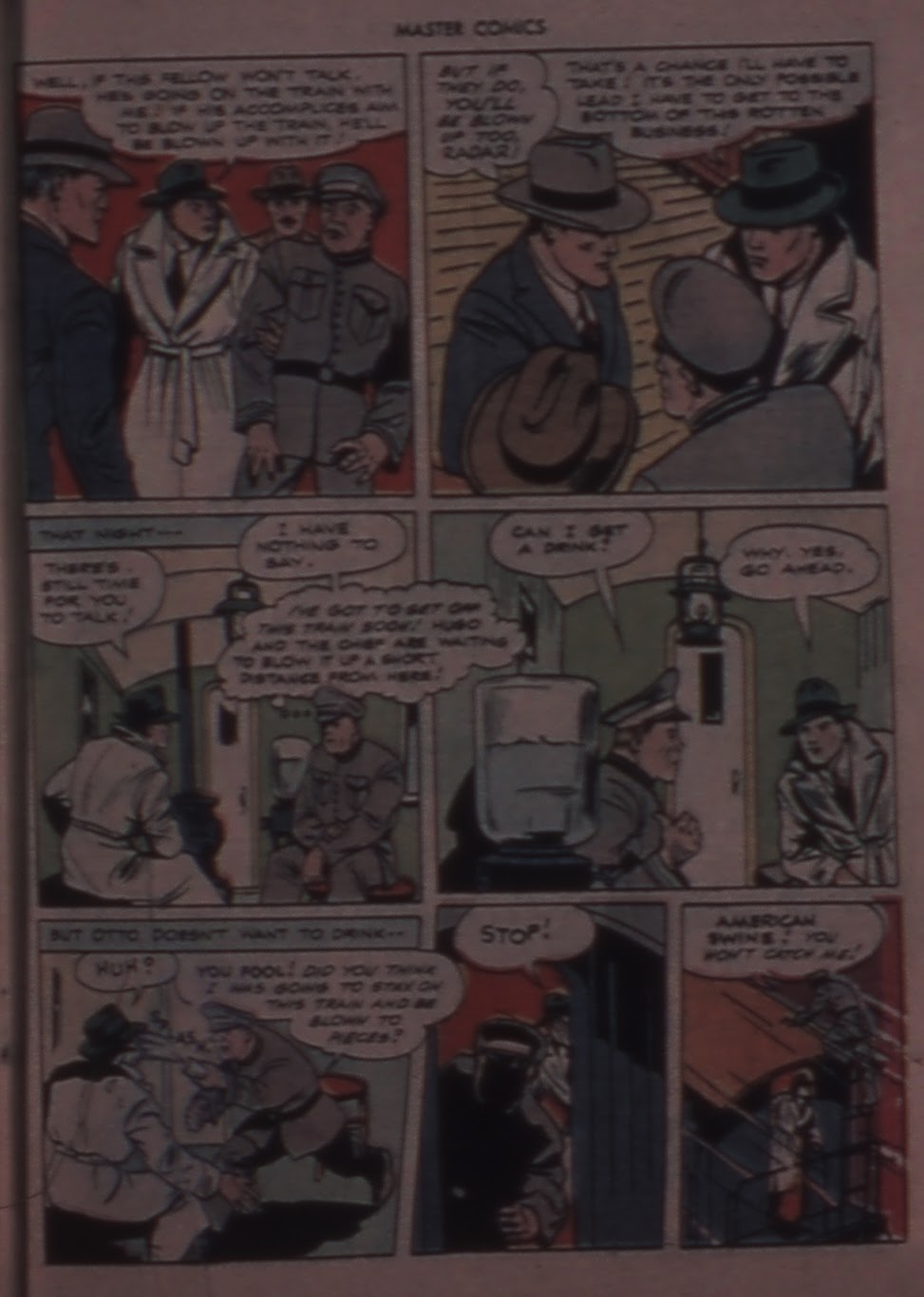 Master Comics issue 84 - Page 45