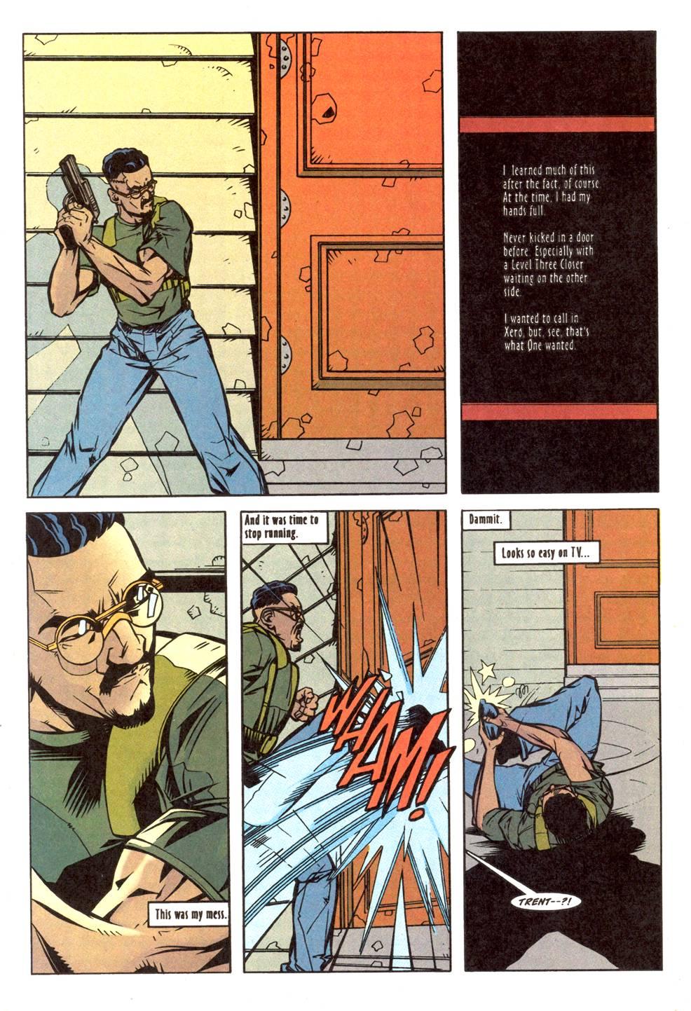 Read online Xero comic -  Issue #11 - 19