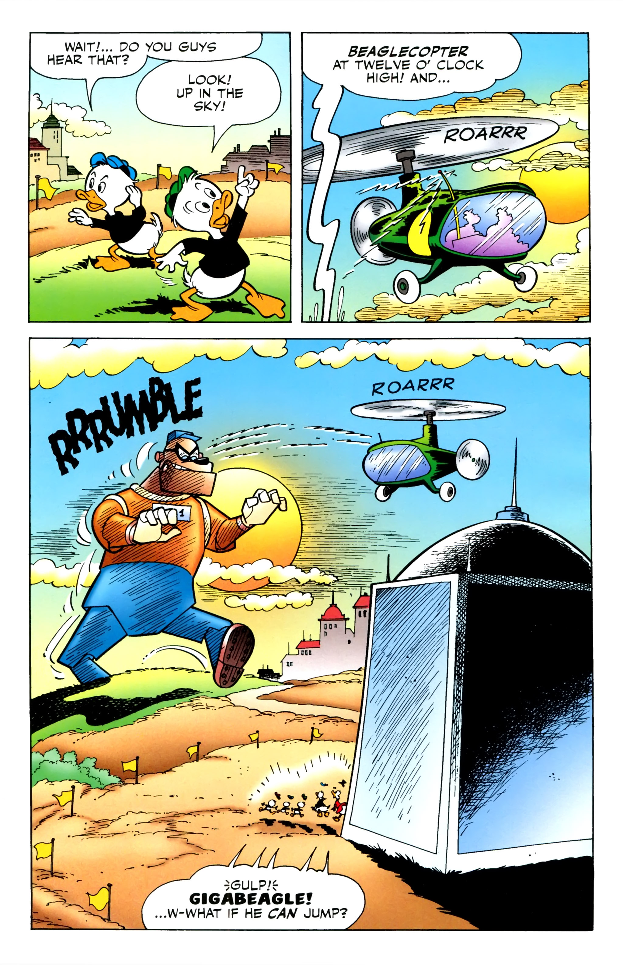 Read online Uncle Scrooge (2015) comic -  Issue #1 - 19
