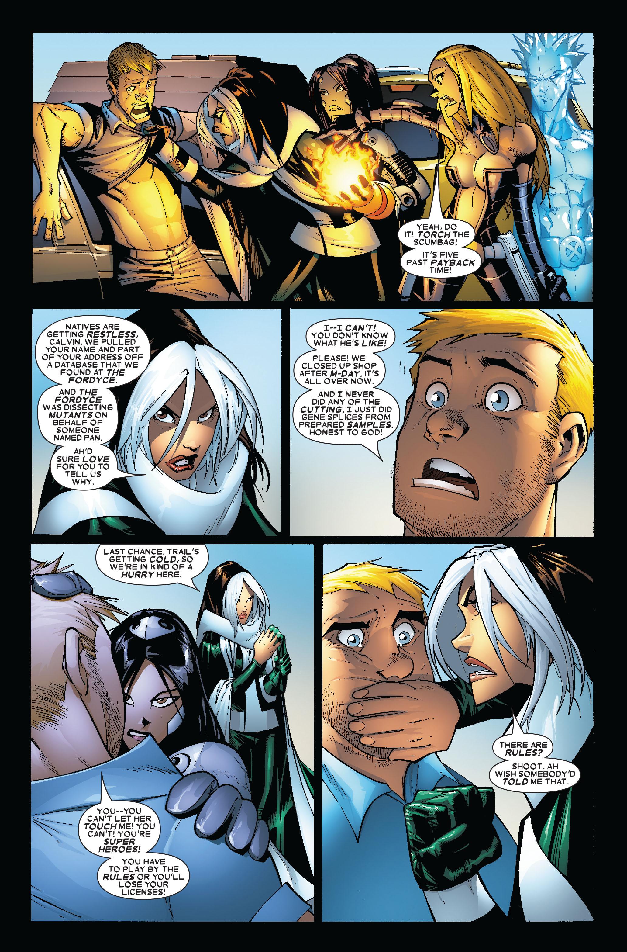 X-Men (1991) 194 Page 8