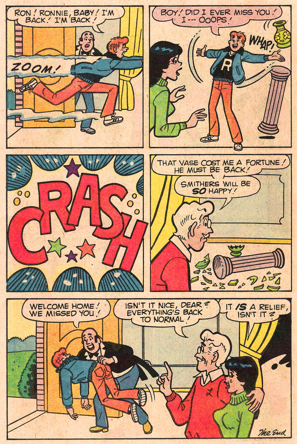 Read online Archie's Girls Betty and Veronica comic -  Issue #303 - 18
