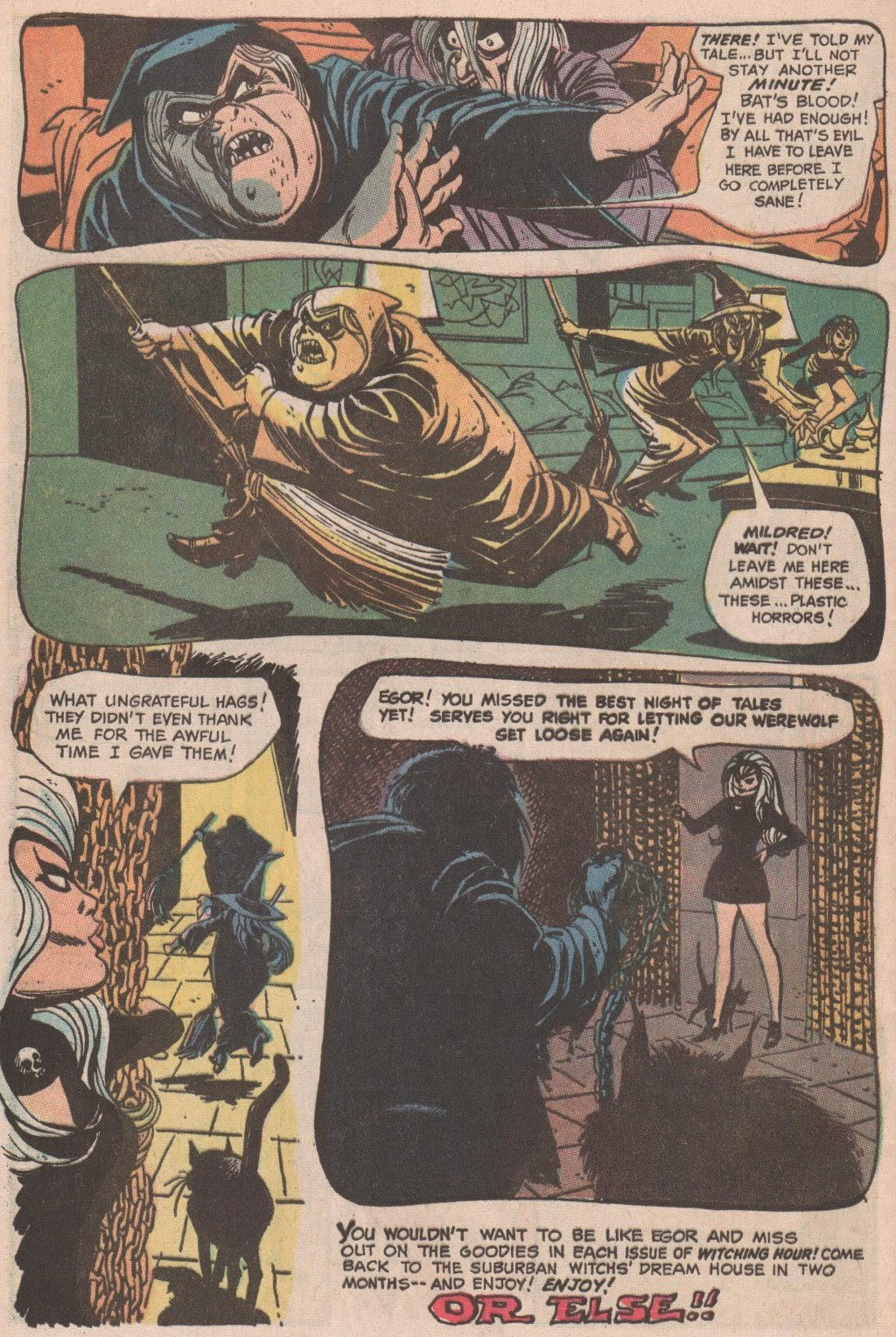 The Witching Hour (1969) issue 6 - Page 26