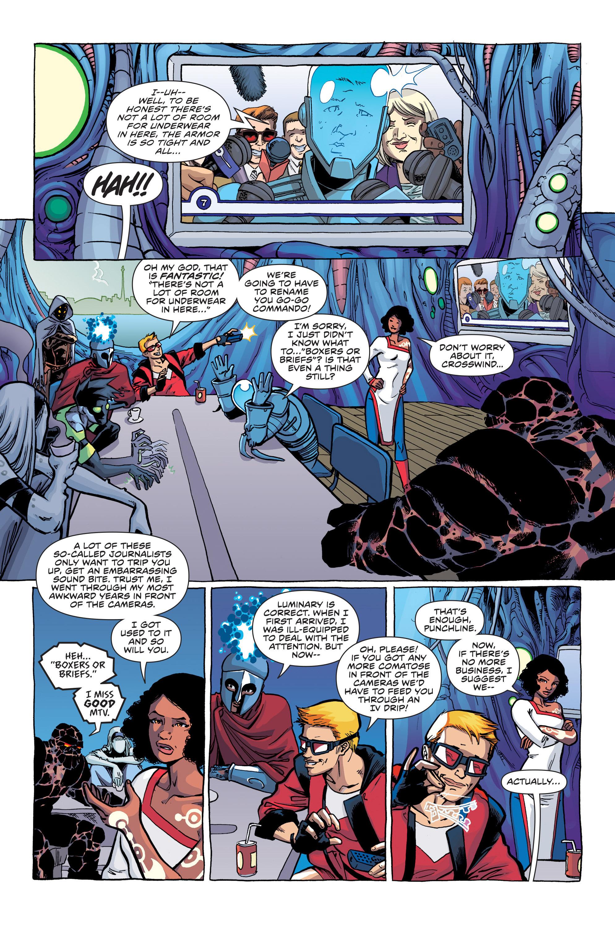 Read online Secret Identities comic -  Issue # _TPB - 40