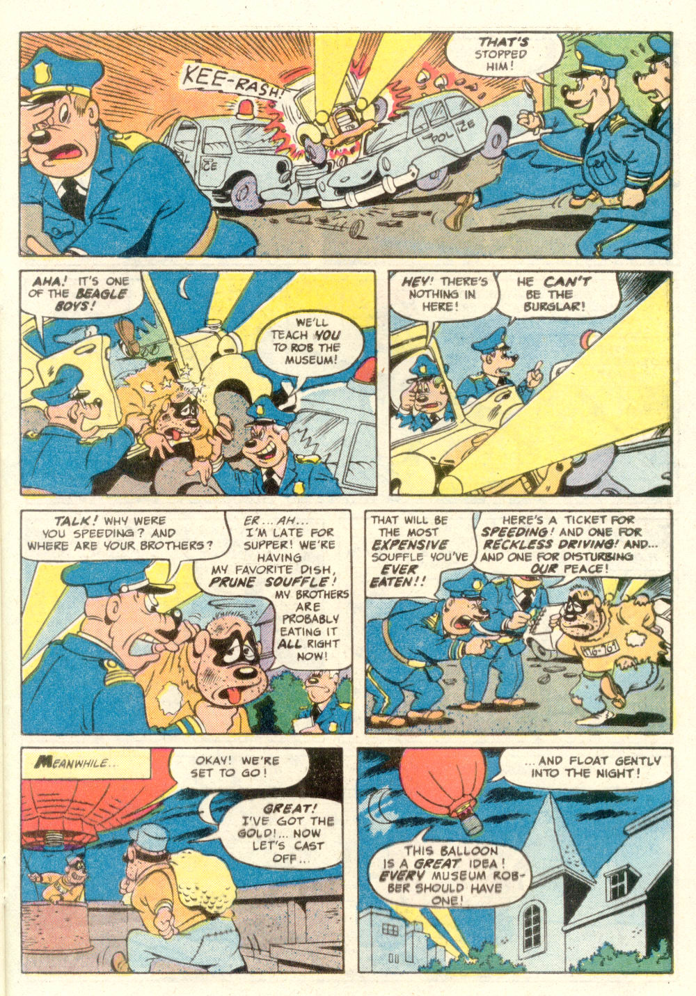 Read online Uncle Scrooge (1953) comic -  Issue #210 - 25