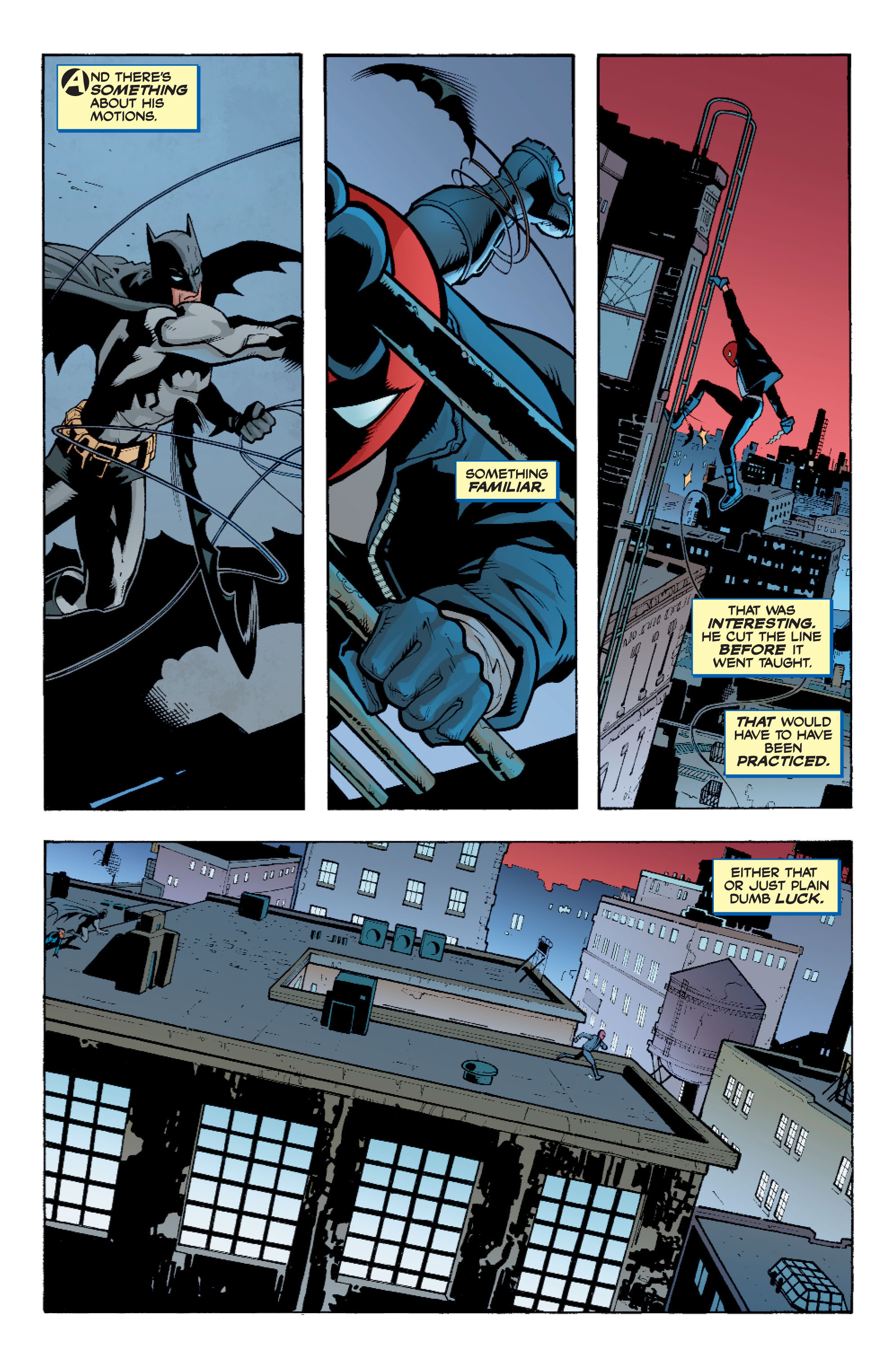 Read online Batman: Under The Red Hood comic -  Issue # Full - 50