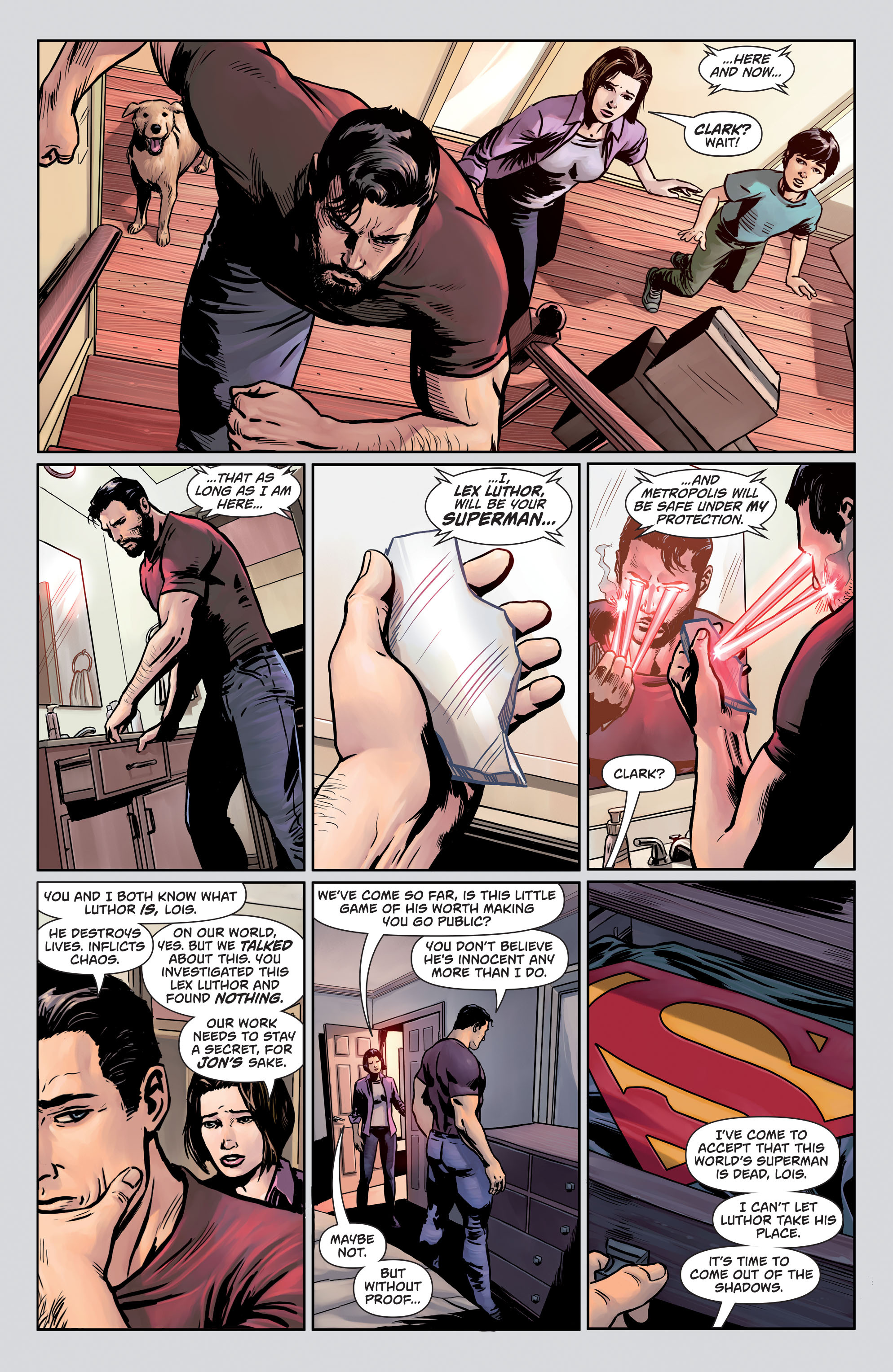 Read online Action Comics (2016) comic -  Issue #957 - 10