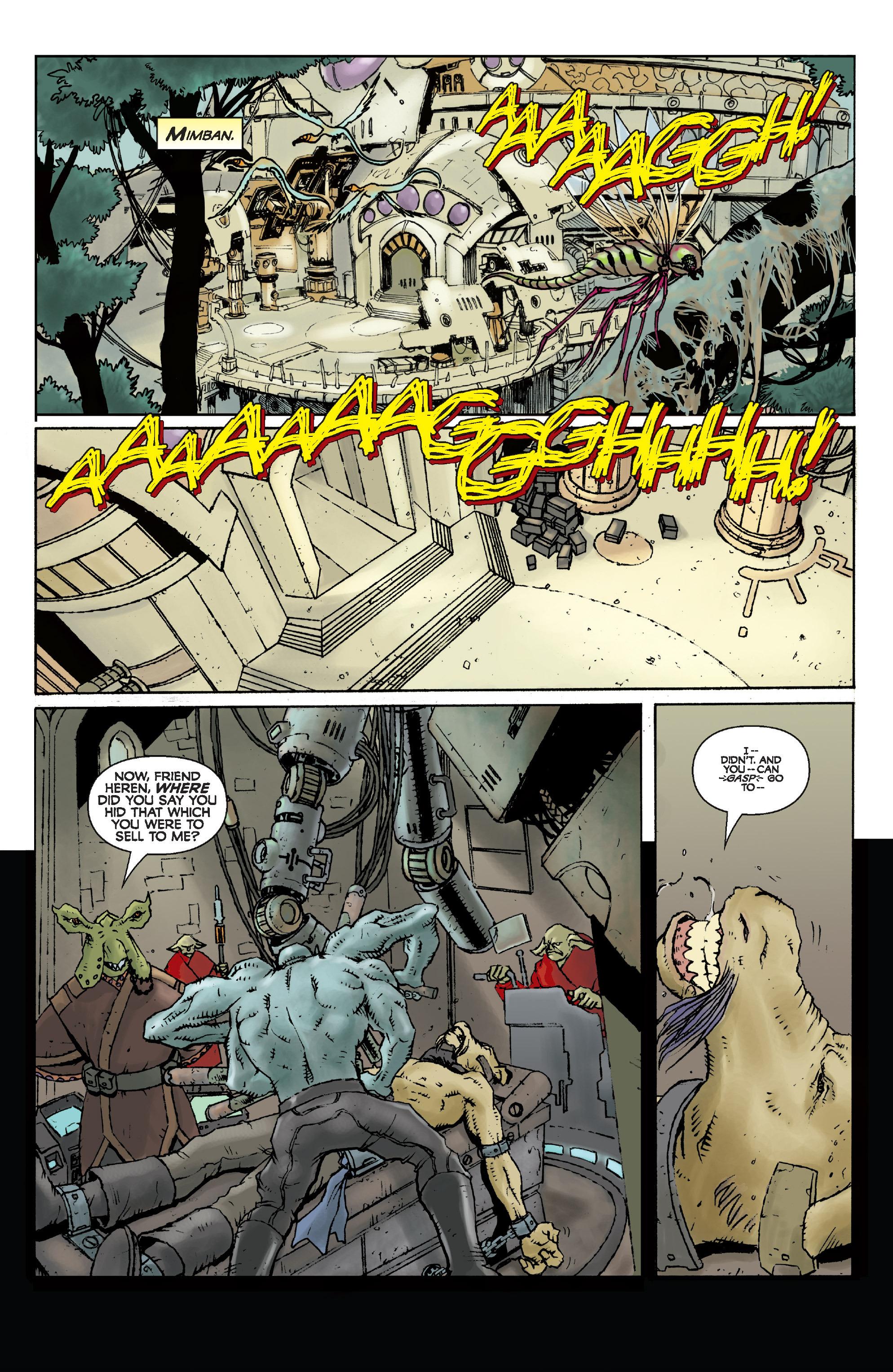 Read online Star Wars Omnibus comic -  Issue # Vol. 31 - 227