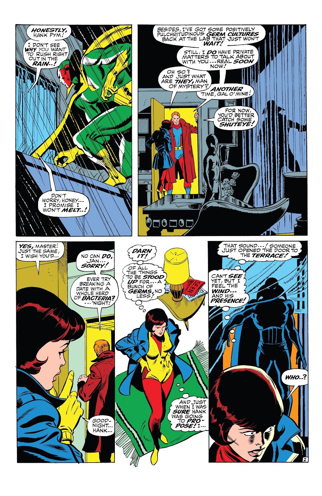 Read online Marvel Tales: Avengers comic -  Issue # Full - 28