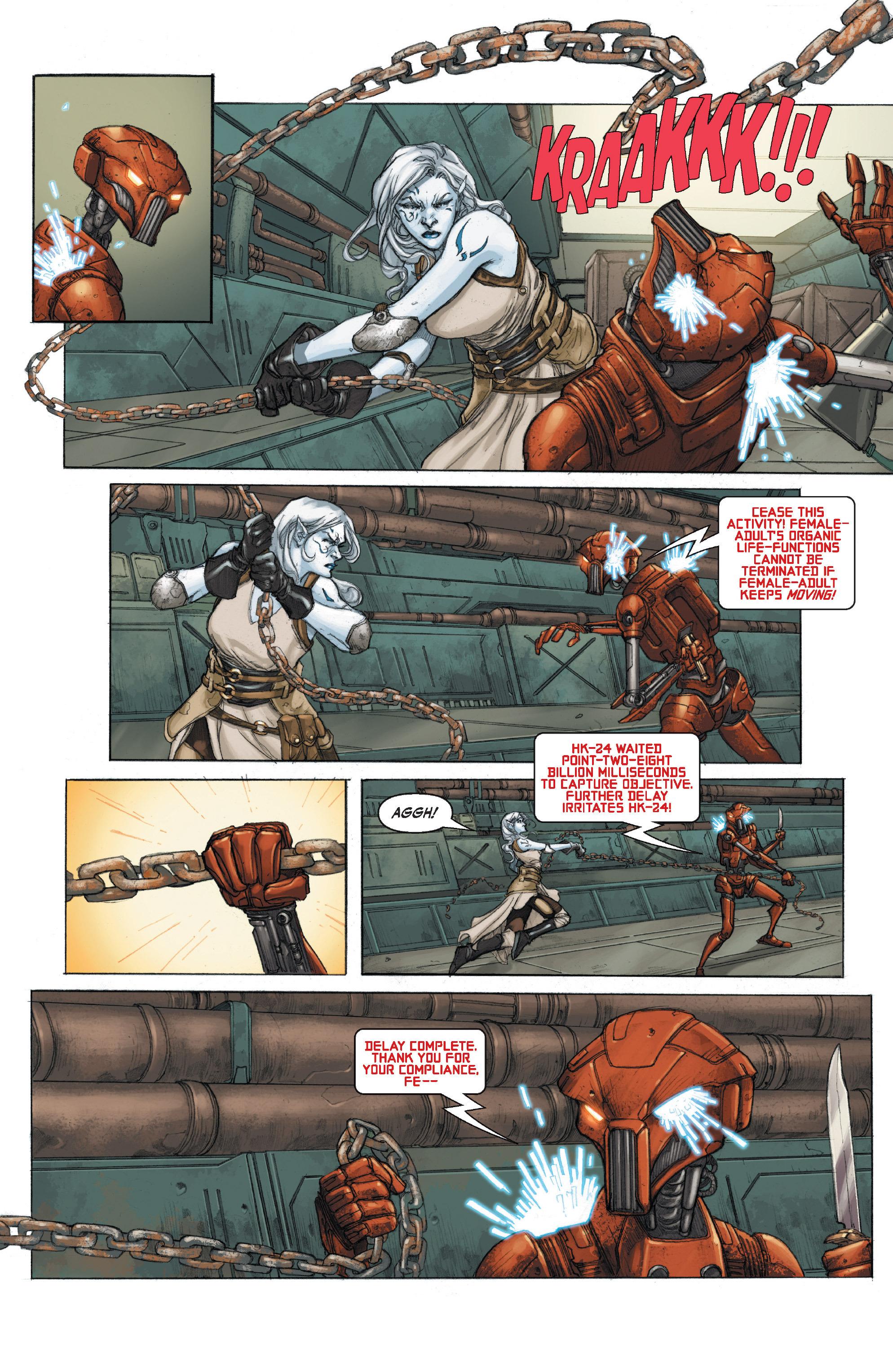 Read online Star Wars Omnibus comic -  Issue # Vol. 29 - 300