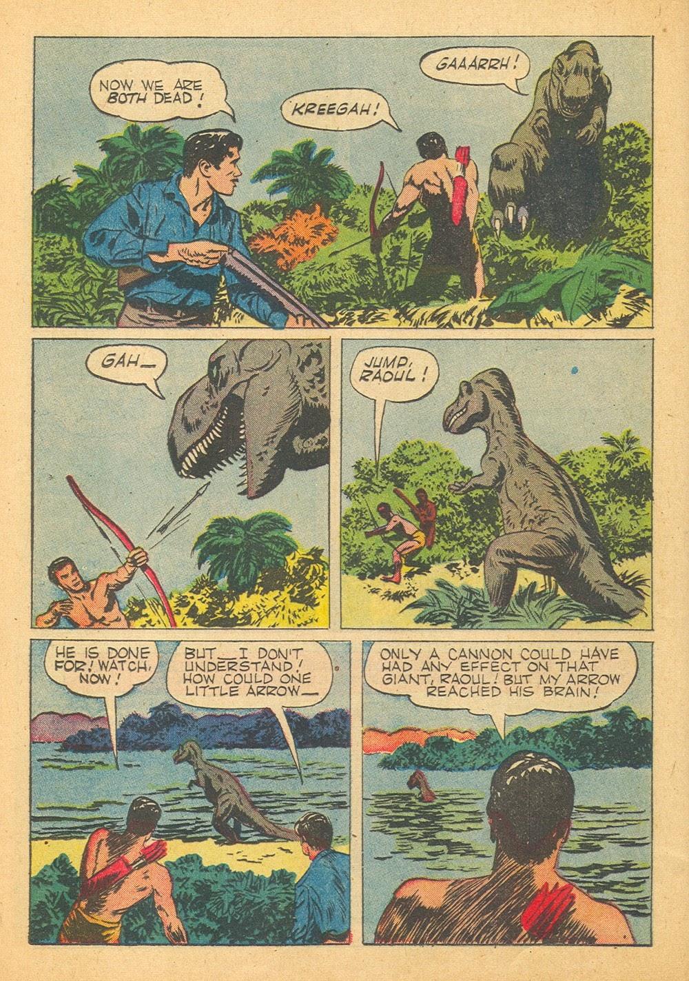 Tarzan (1948) issue 121 - Page 16