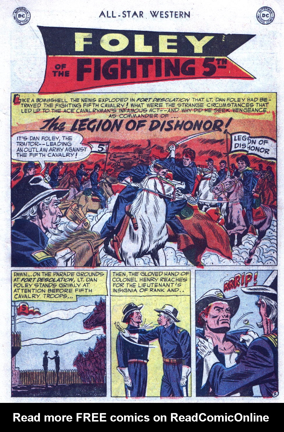 Read online All-Star Western (1951) comic -  Issue #69 - 19