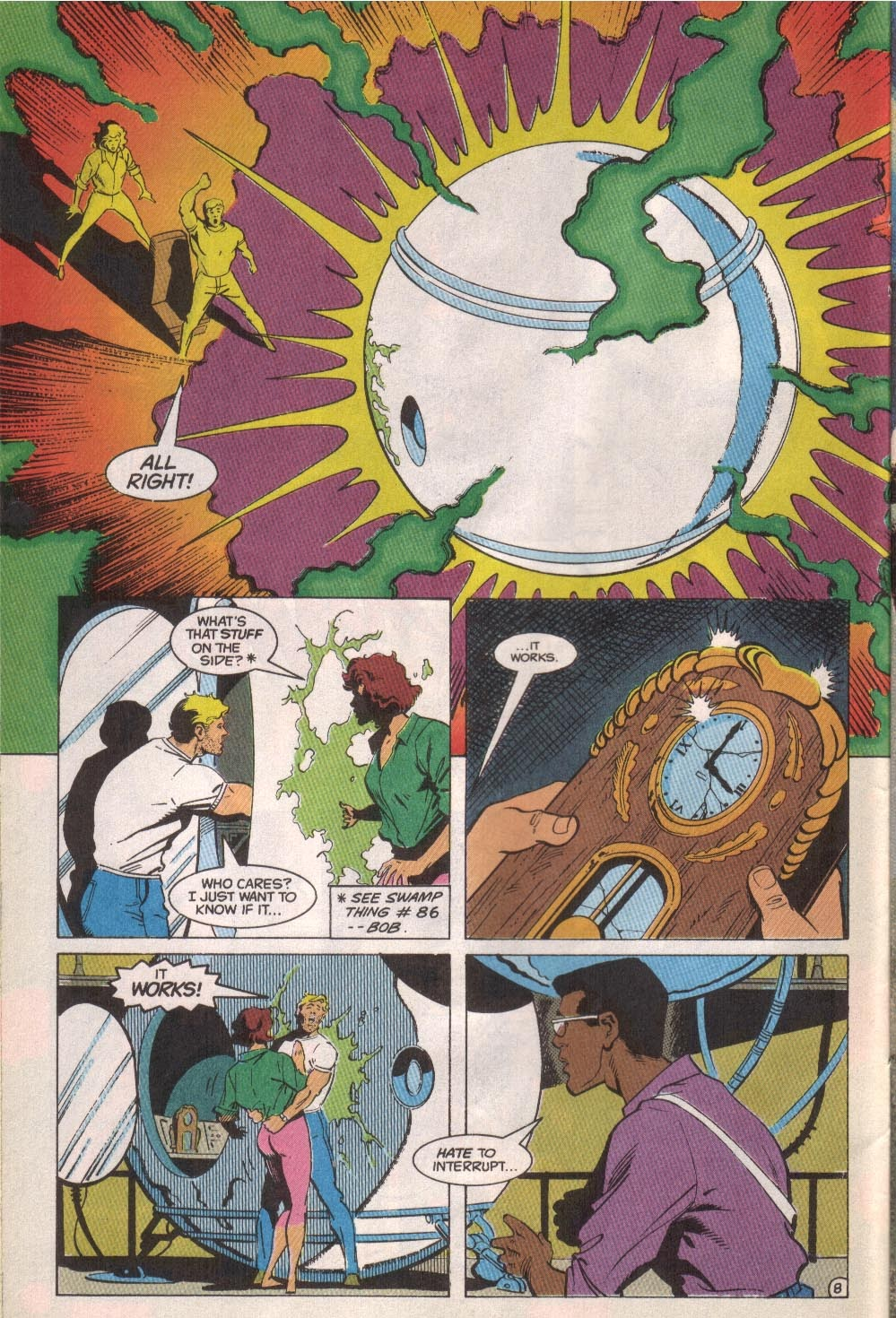 Time Masters issue 5 - Page 10