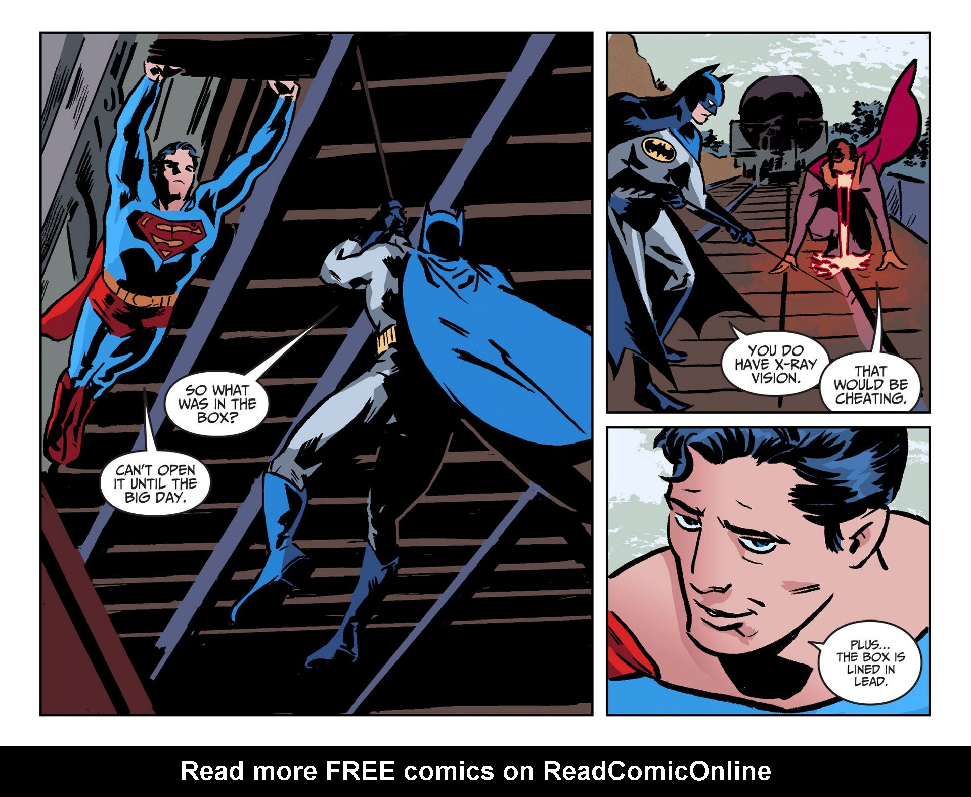 Read online Adventures of Superman [I] comic -  Issue #50 - 12