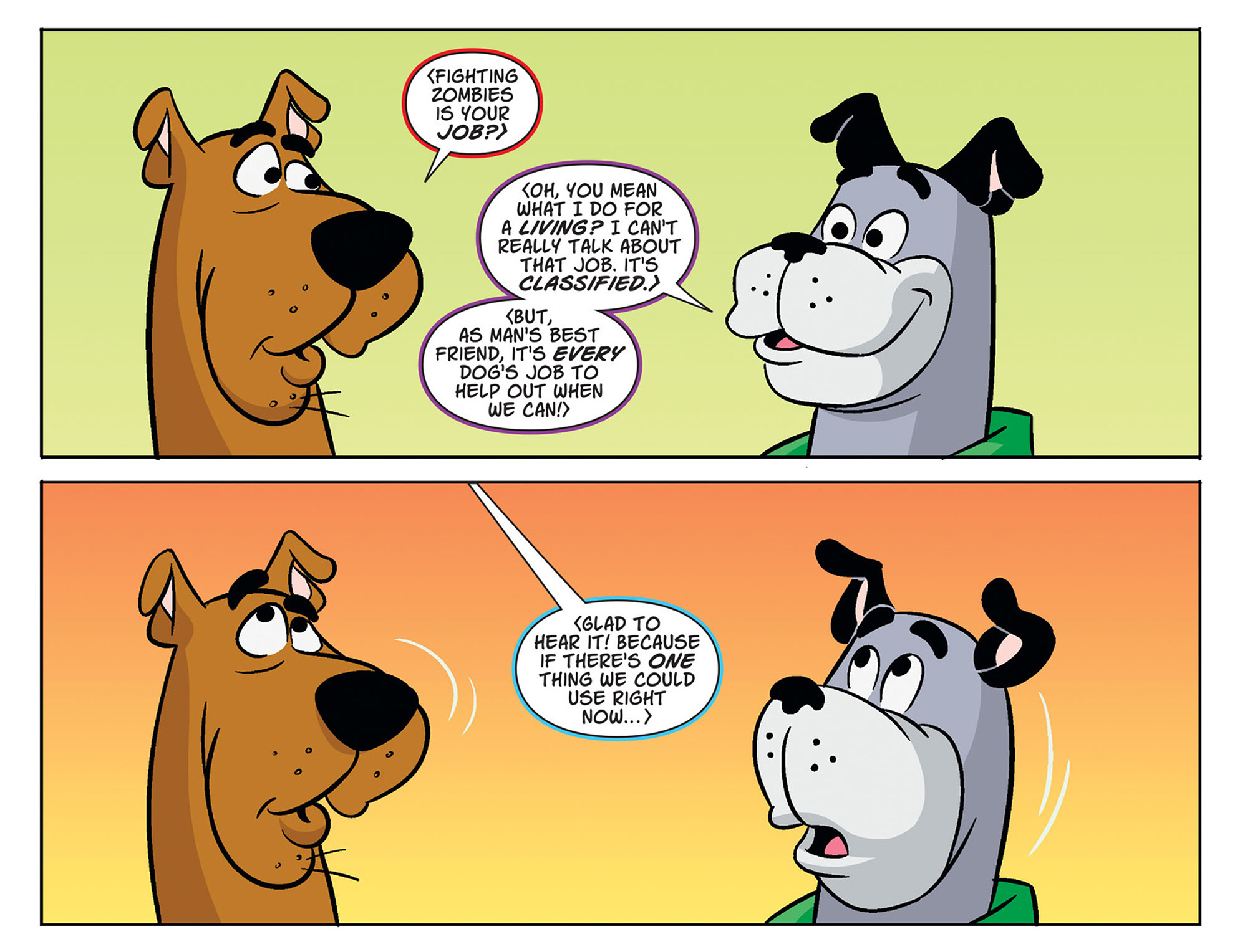 Read online Scooby-Doo! Team-Up comic -  Issue #35 - 5