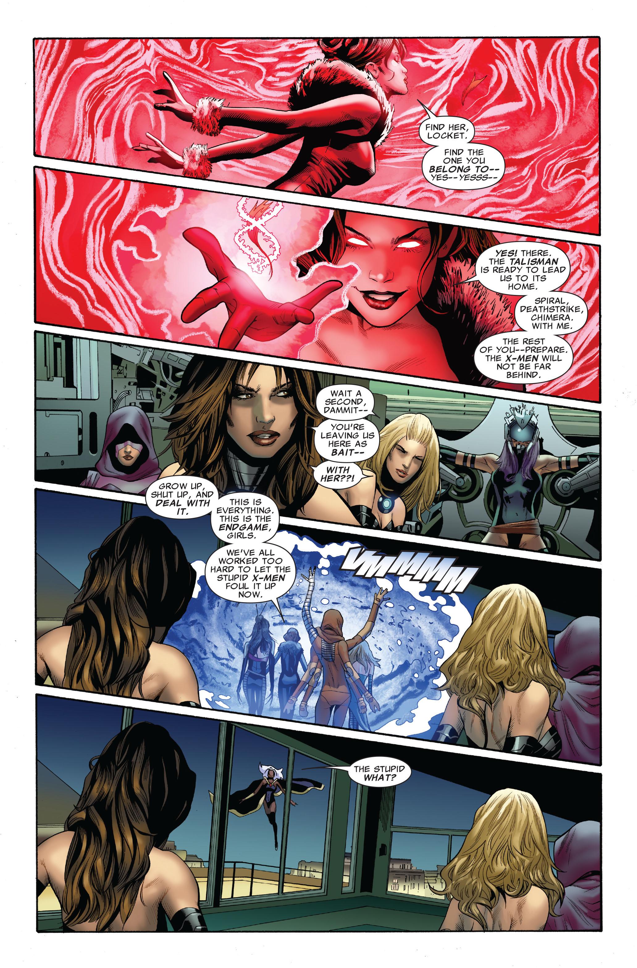 Read online Uncanny X-Men (1963) comic -  Issue #511 - 6