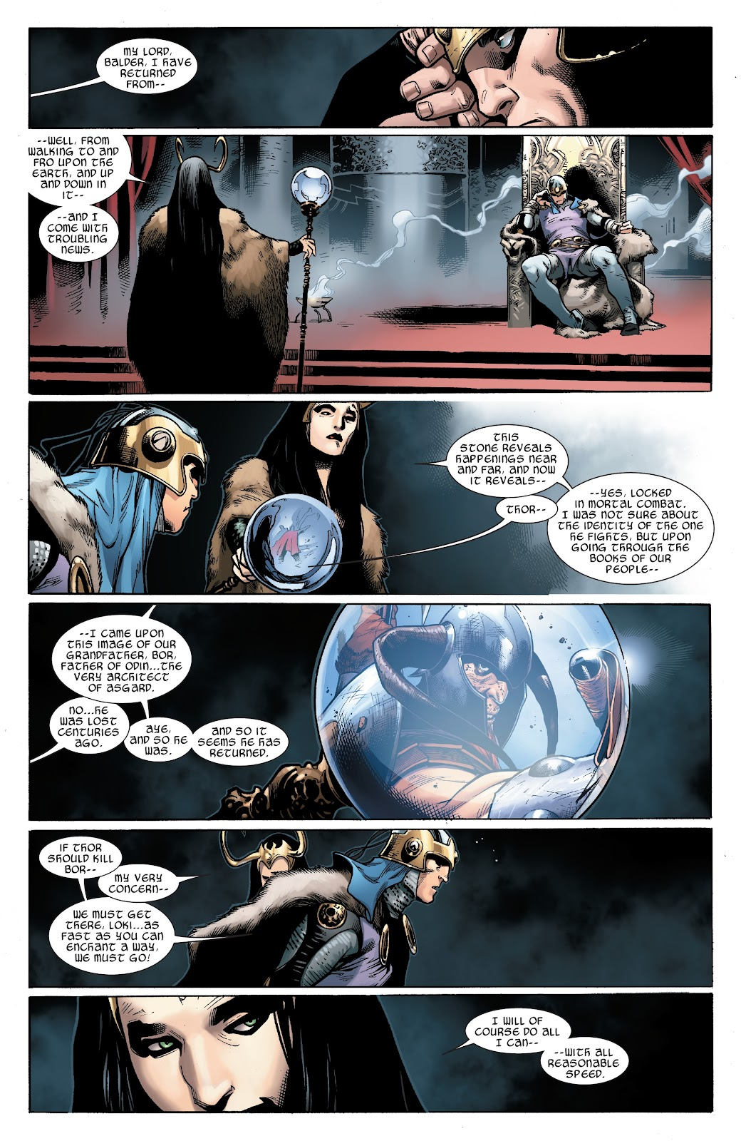 Read online Siege Prelude comic -  Issue # TPB (Part 1) - 59