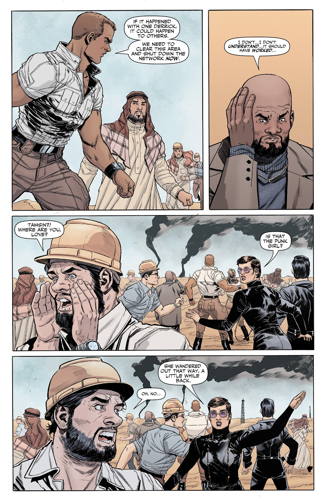 Doc Savage (2013) issue 4 - Page 12
