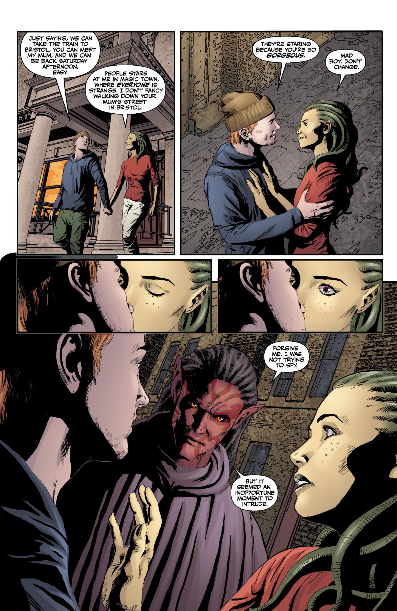 Read online Angel & Faith Season 10 comic -  Issue #13 - 10