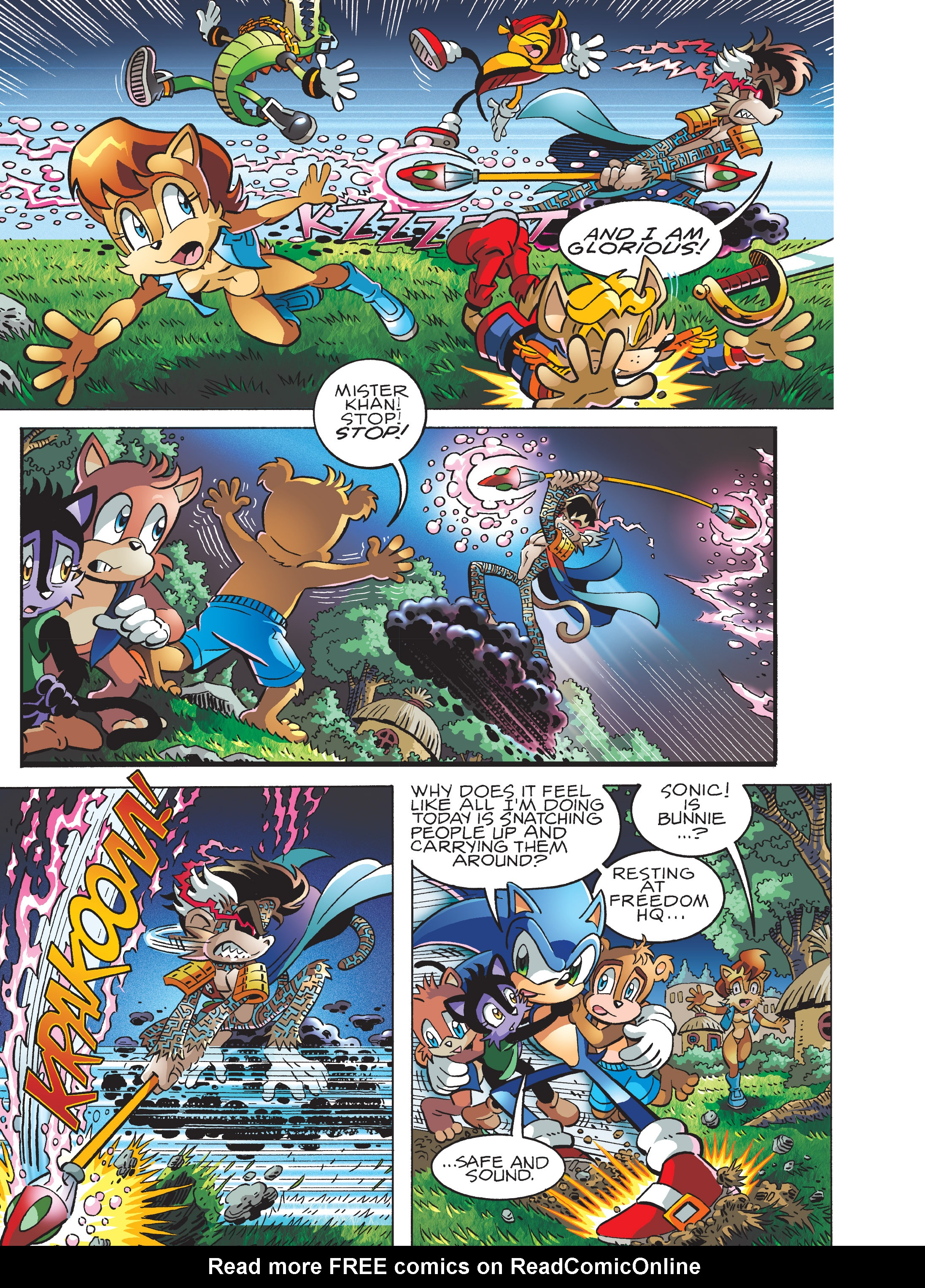 Read online Sonic Super Digest comic -  Issue #7 - 27