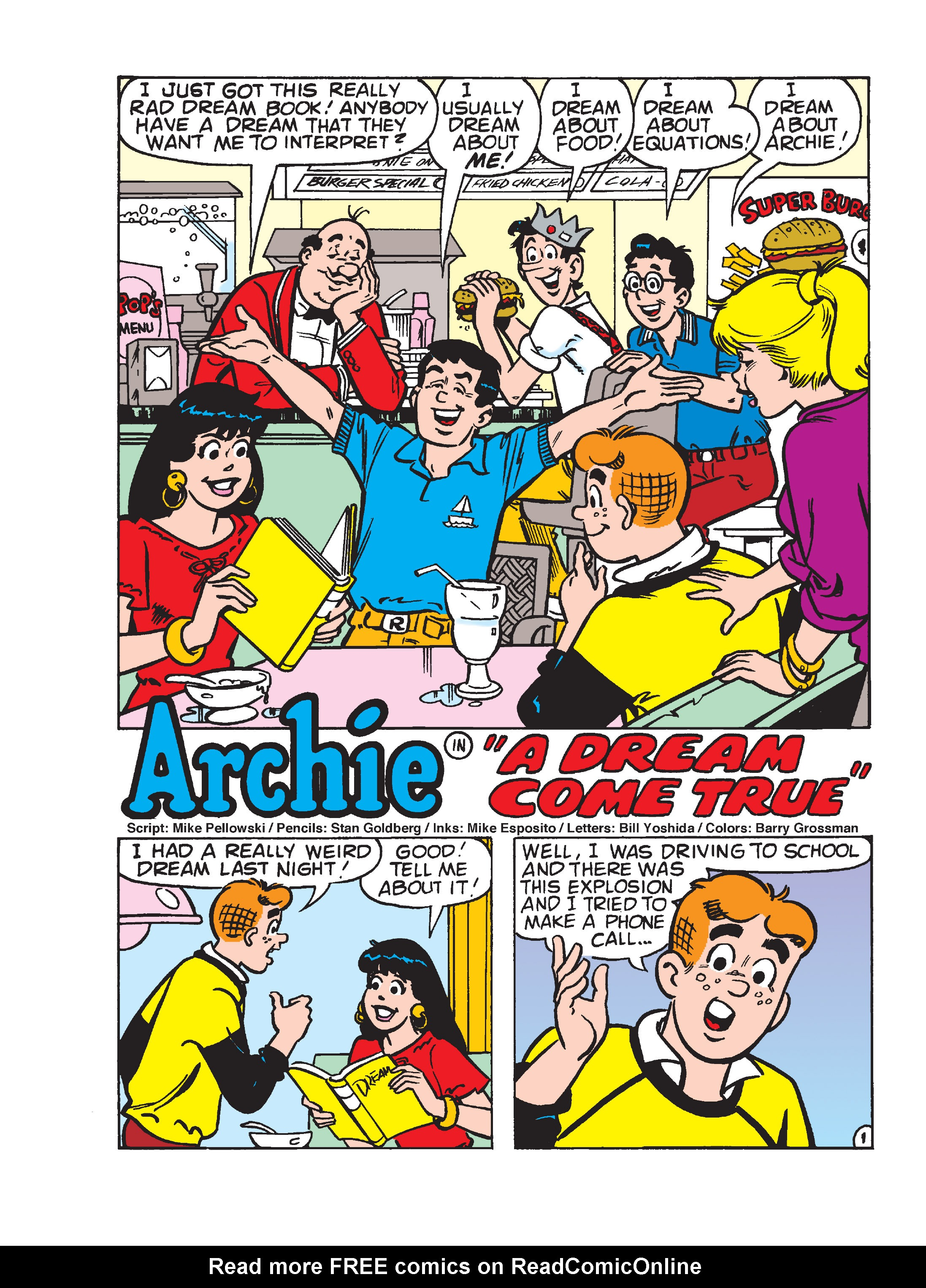 Read online Archie Giant Comics Collection comic -  Issue #Archie Giant Comics Collection TPB (Part 1) - 194