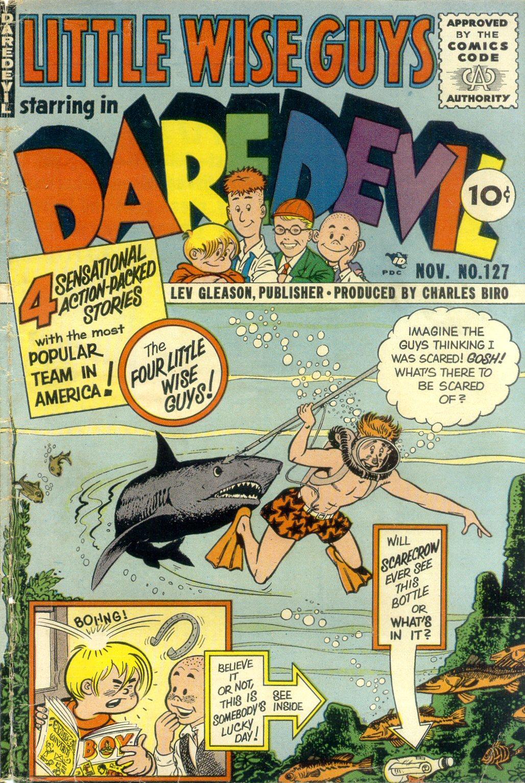 Daredevil (1941) 127 Page 1