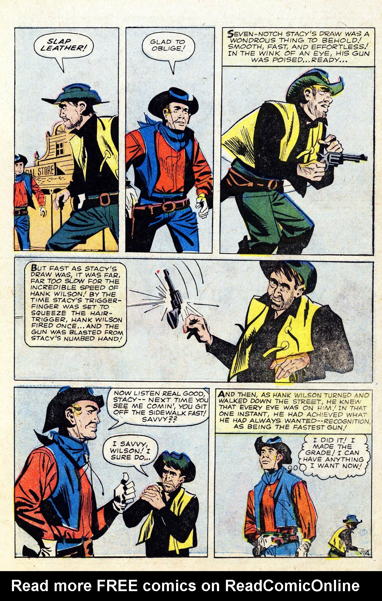Read online Two-Gun Kid comic -  Issue #64 - 23
