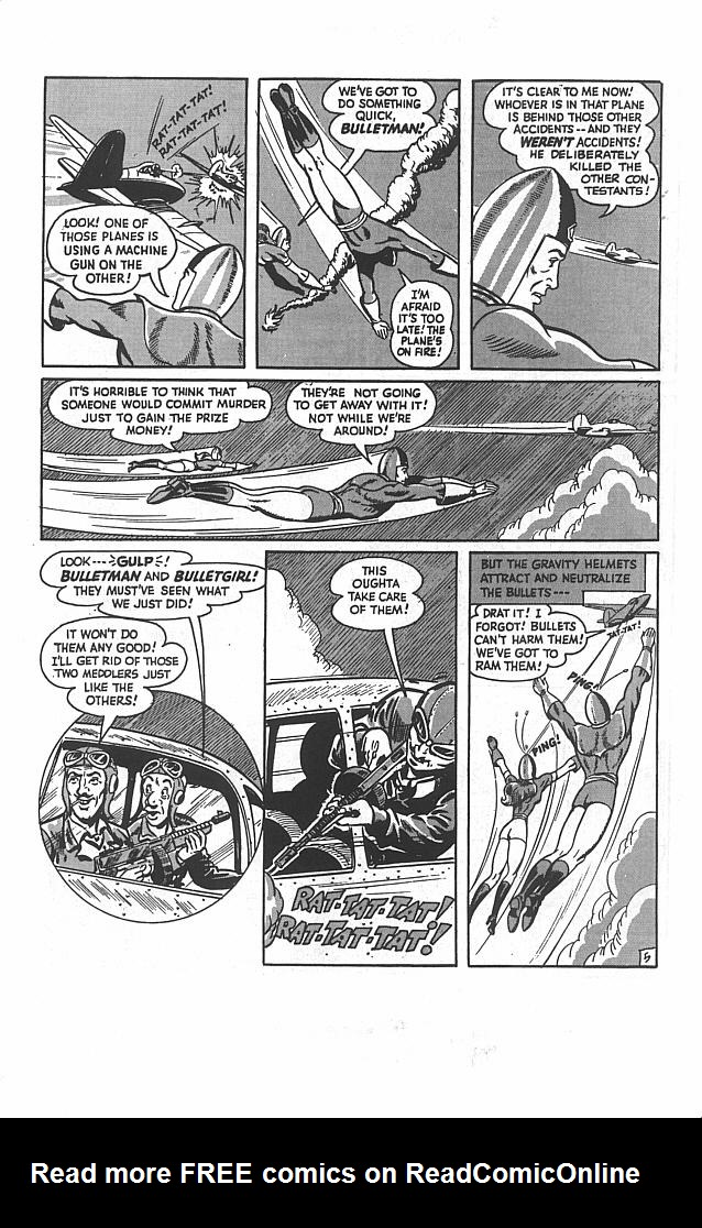 Read online Golden-Age Men of Mystery comic -  Issue #7 - 21
