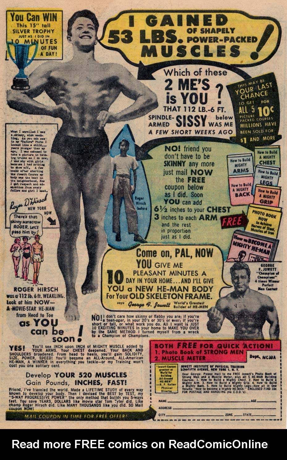 Read online Adventure Comics (1938) comic -  Issue #186 - 42