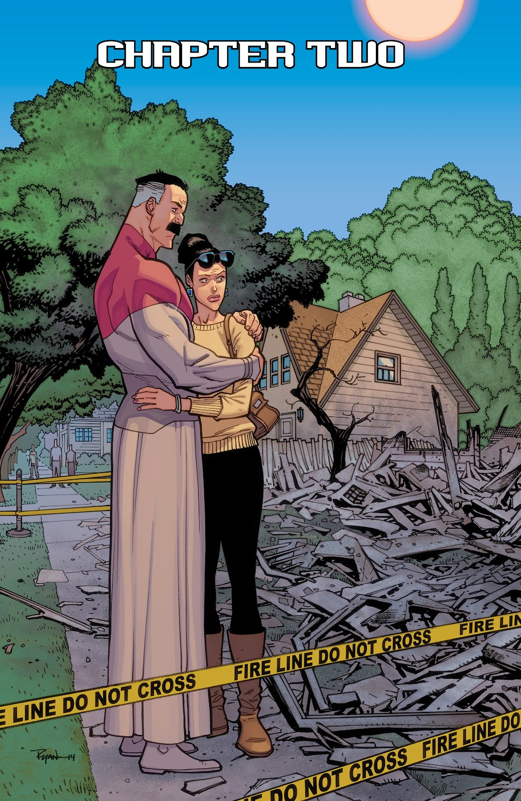 Invincible (2003) issue TPB 21 - Modern Family - Page 23