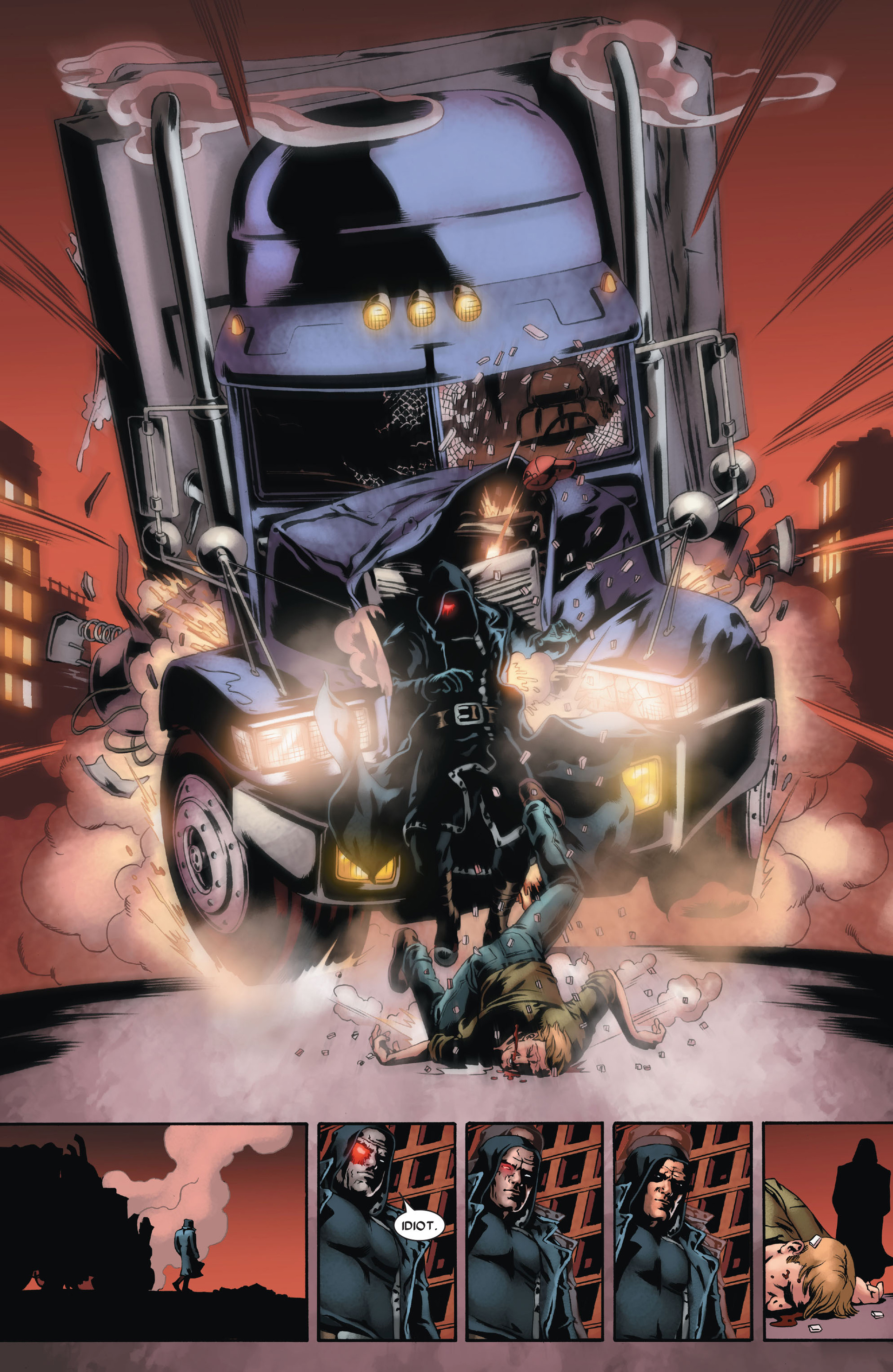 Read online X-Factor (2006) comic -  Issue #21 - 12