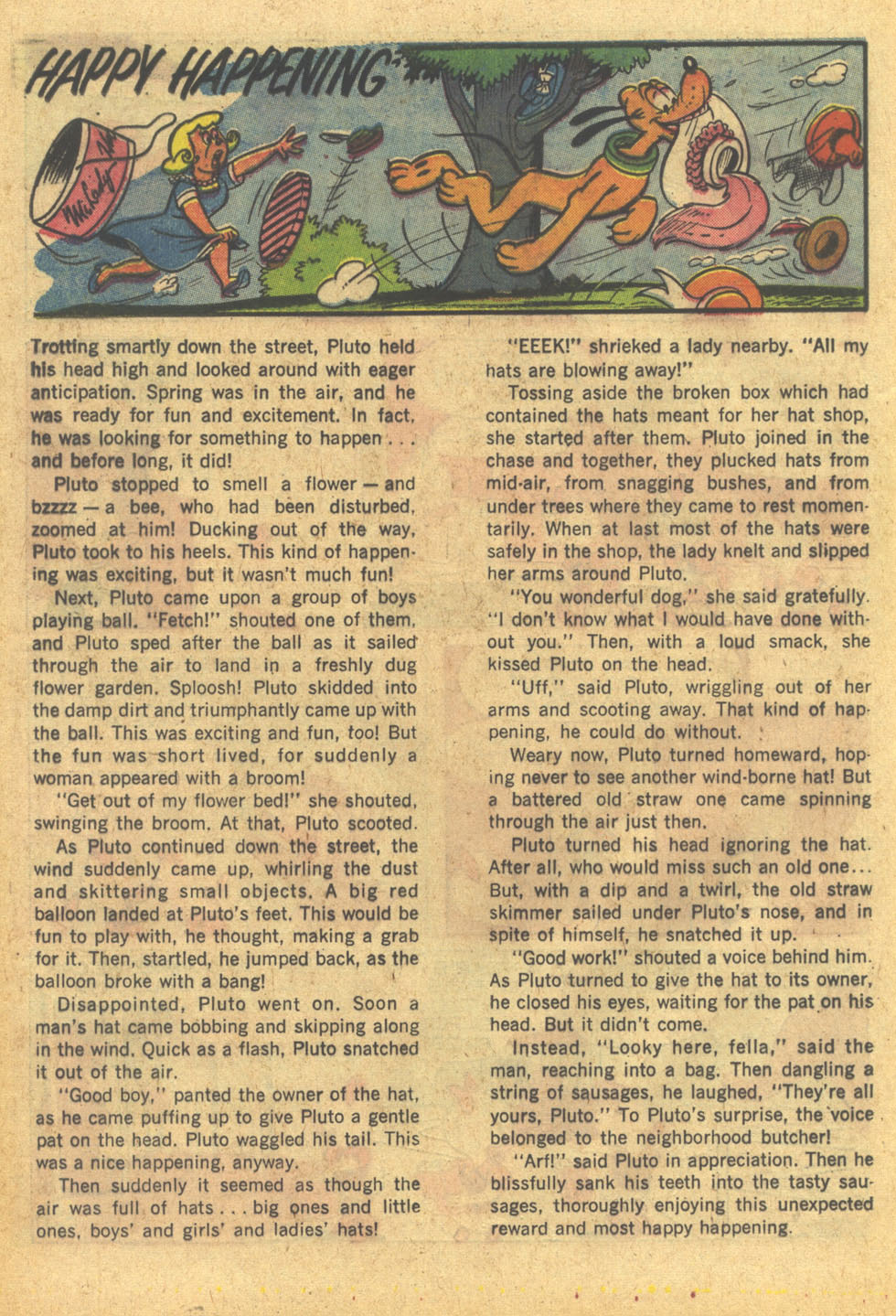 Walt Disney's Comics and Stories issue 332 - Page 24