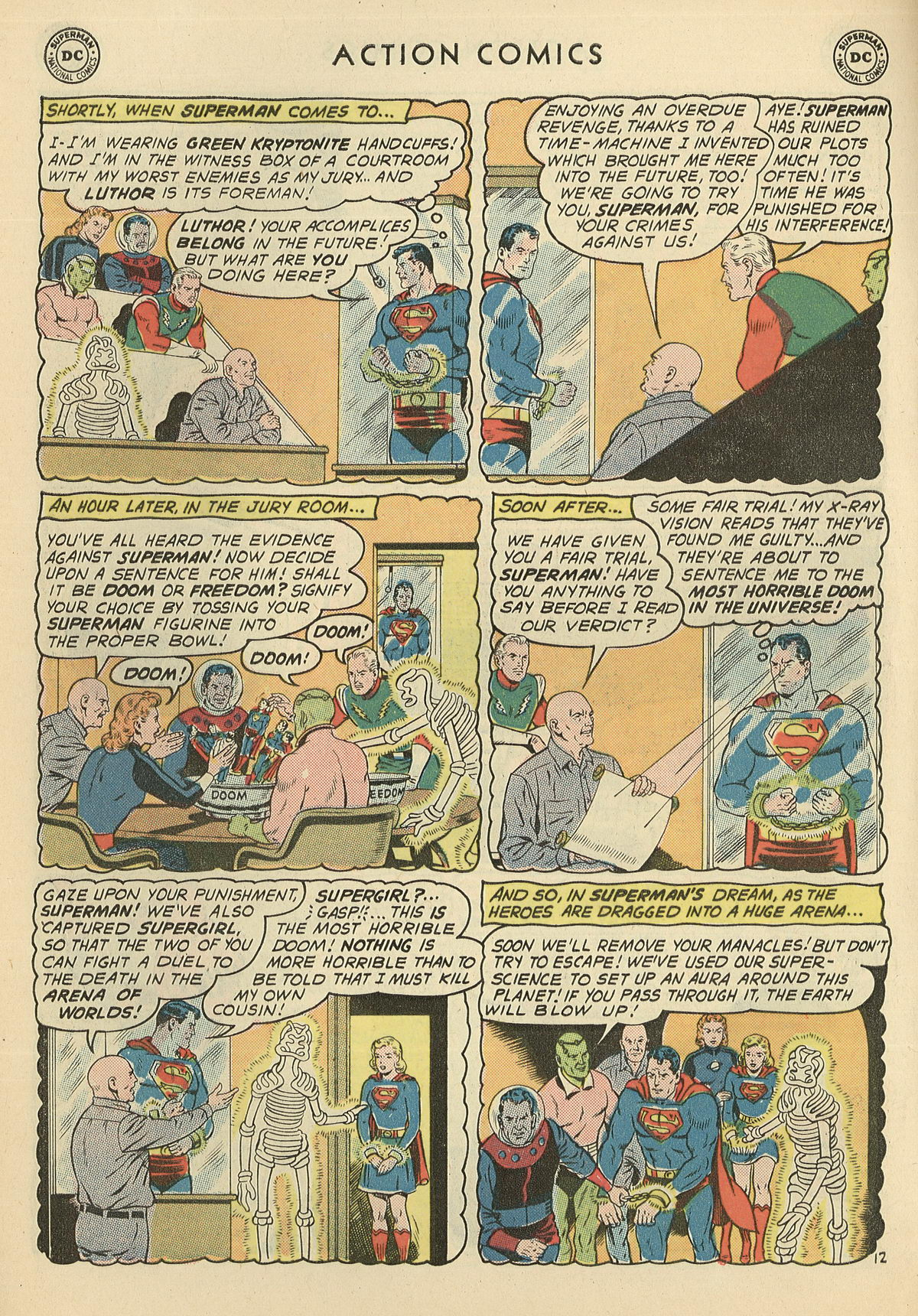 Read online Action Comics (1938) comic -  Issue #286 - 14
